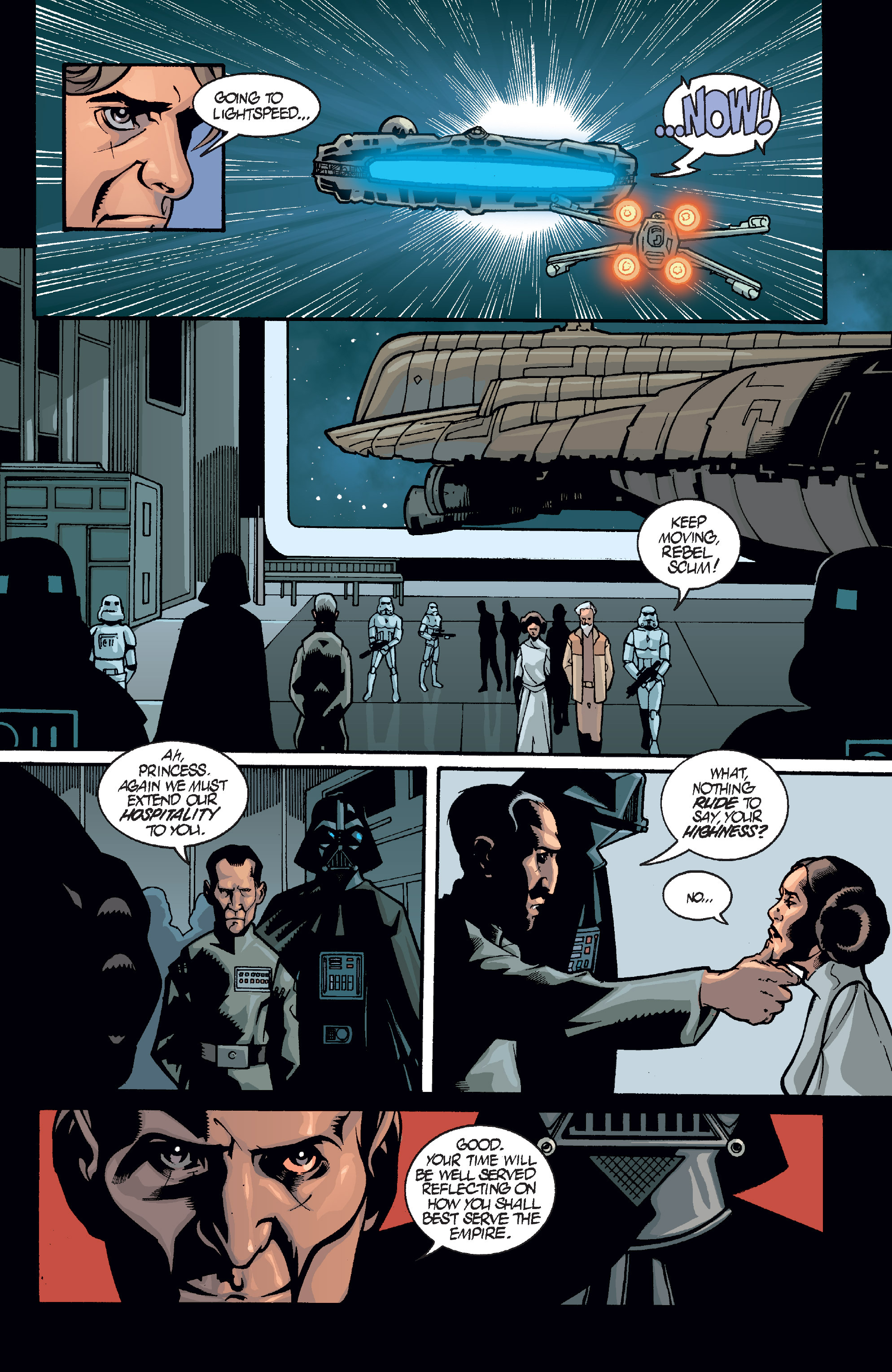 Read online Star Wars Omnibus comic -  Issue # Vol. 27 - 25