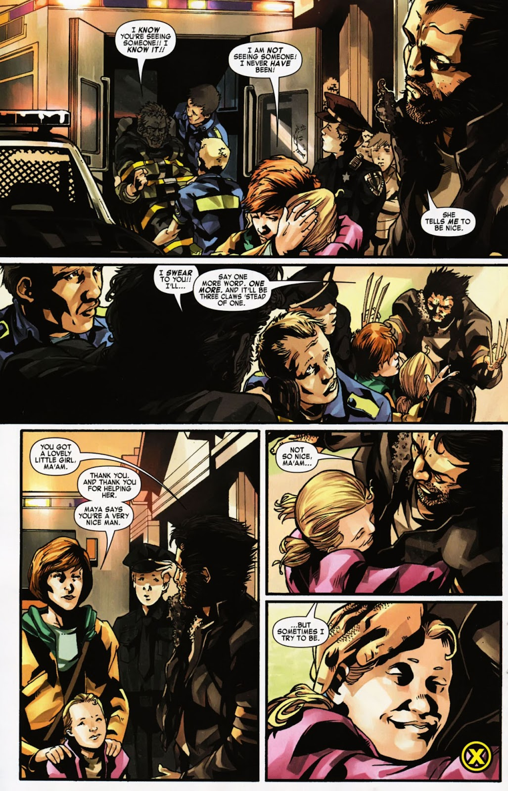 Read online Wolverine (2003) comic -  Issue #900 - 67