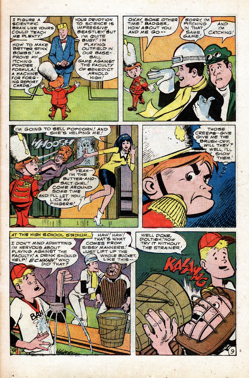 The Adventures of Bob Hope issue 106 - Page 15