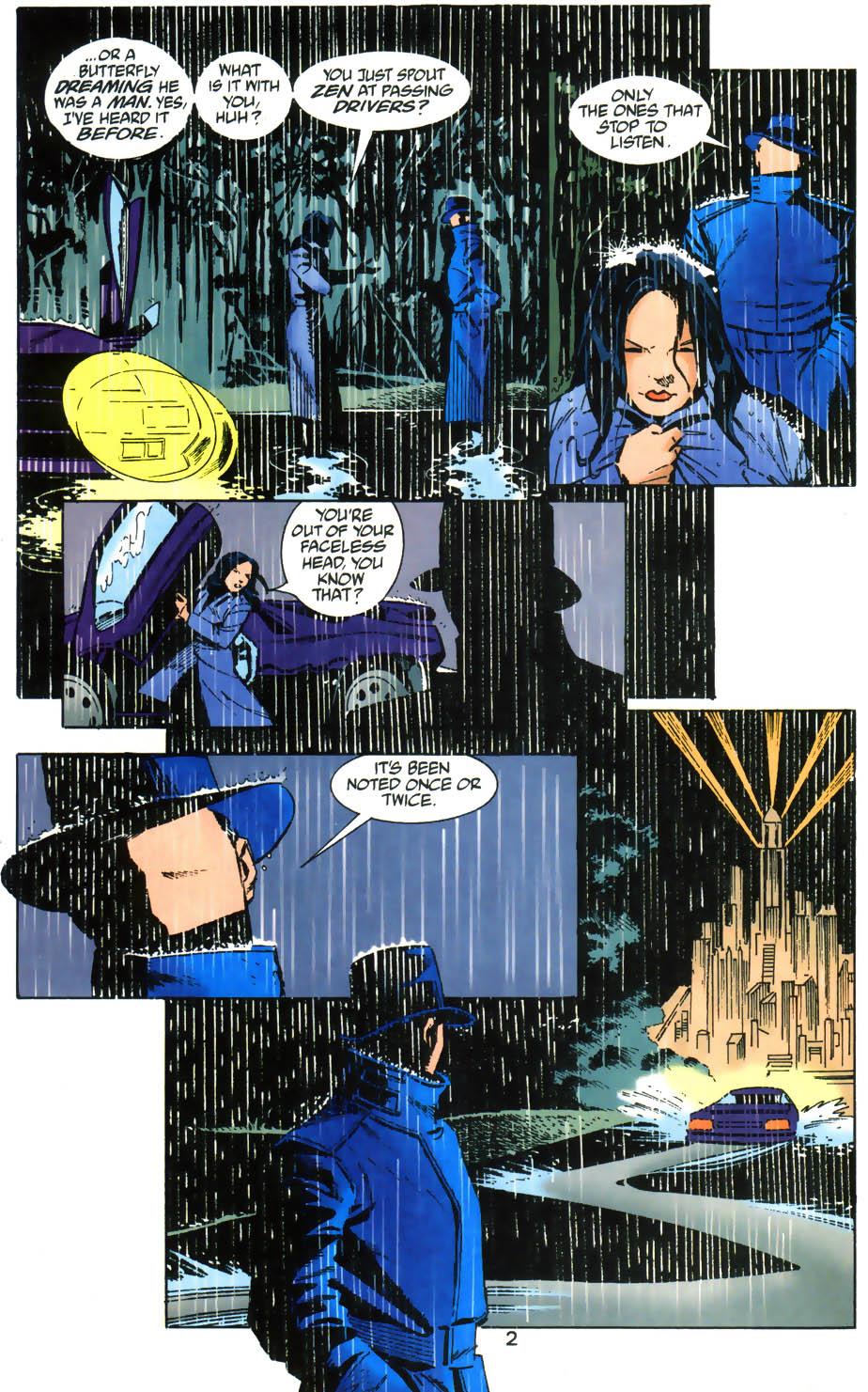 Read online Batman/Huntress: Cry for Blood comic -  Issue #2 - 3