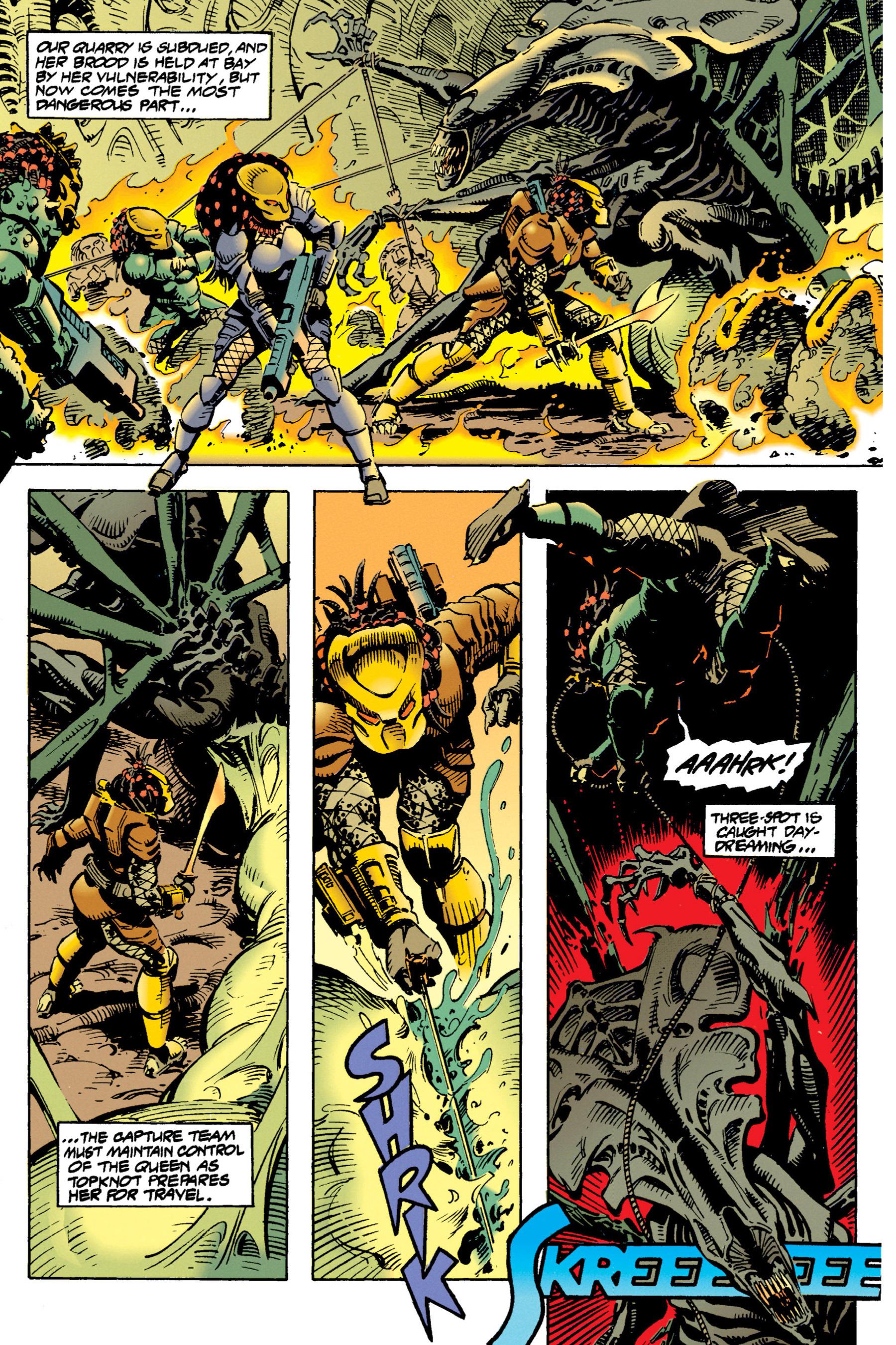Read online Aliens vs. Predator Omnibus comic -  Issue # _TPB 1 Part 3 - 24