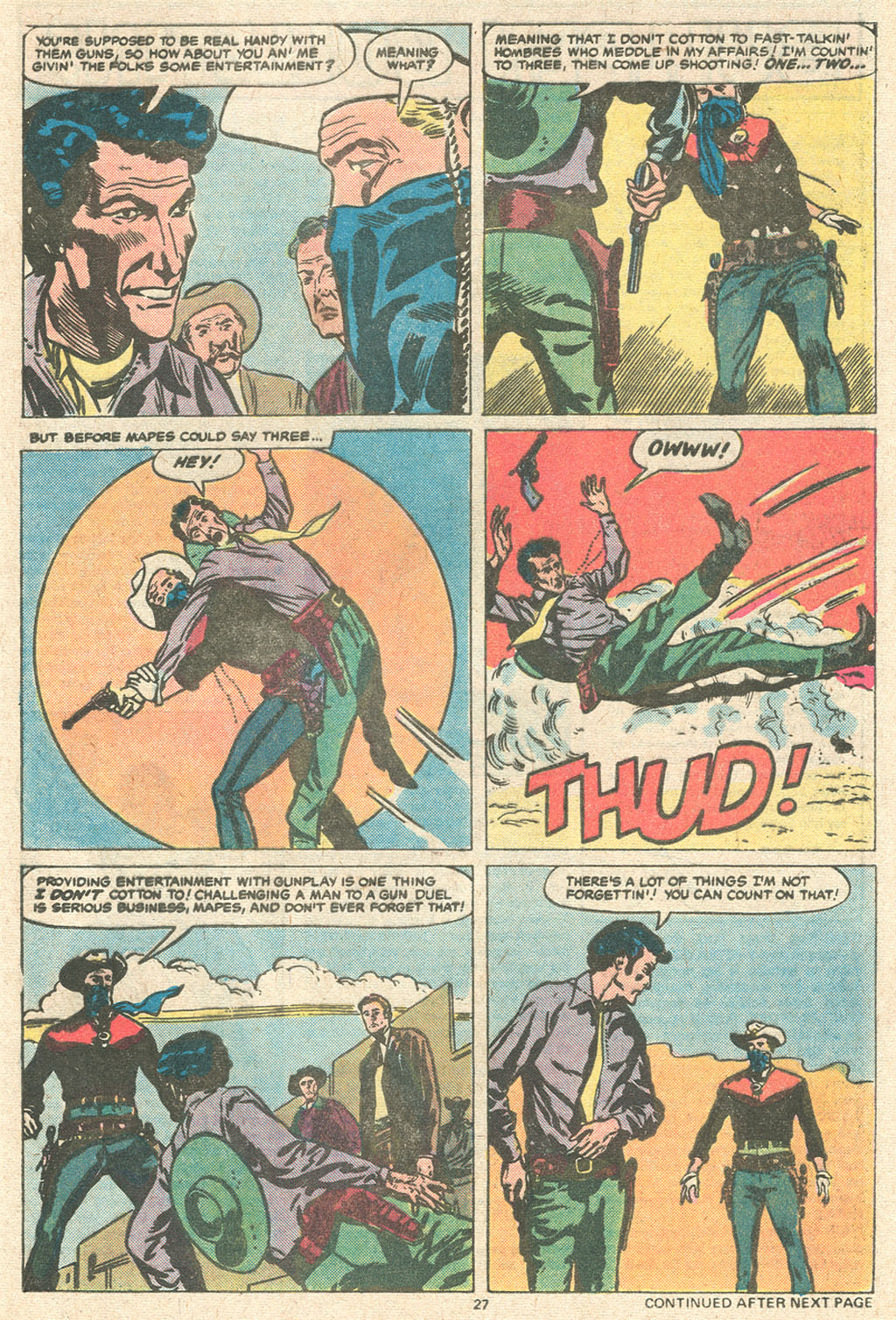 The Rawhide Kid (1955) issue 147 - Page 29