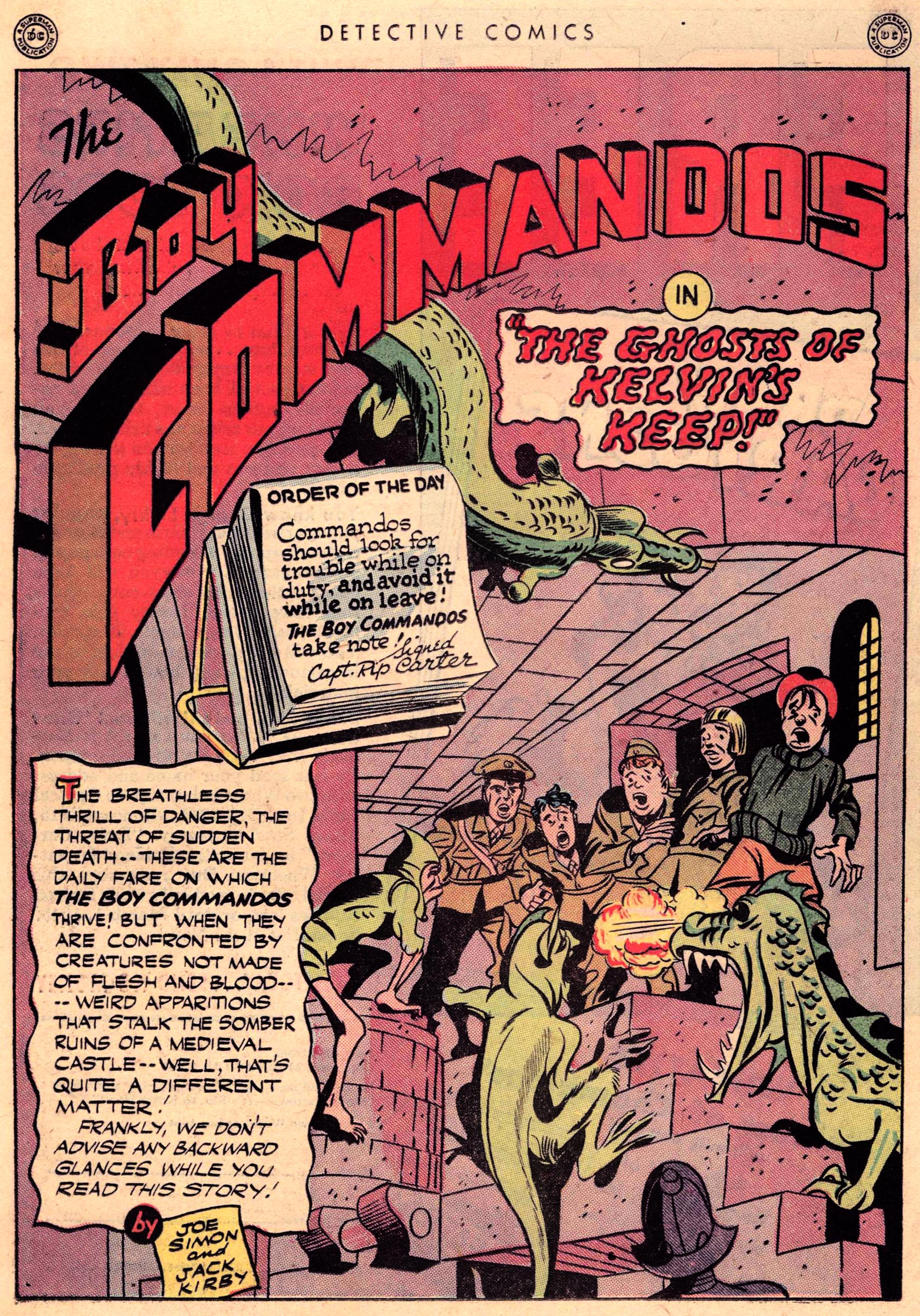 Read online Detective Comics (1937) comic -  Issue #95 - 38