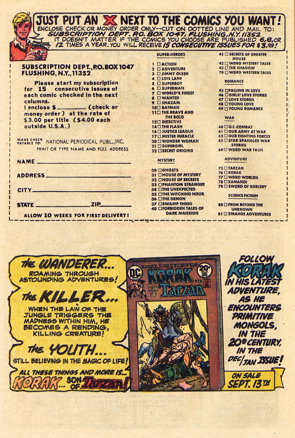 Read online Adventure Comics (1938) comic -  Issue #430 - 18