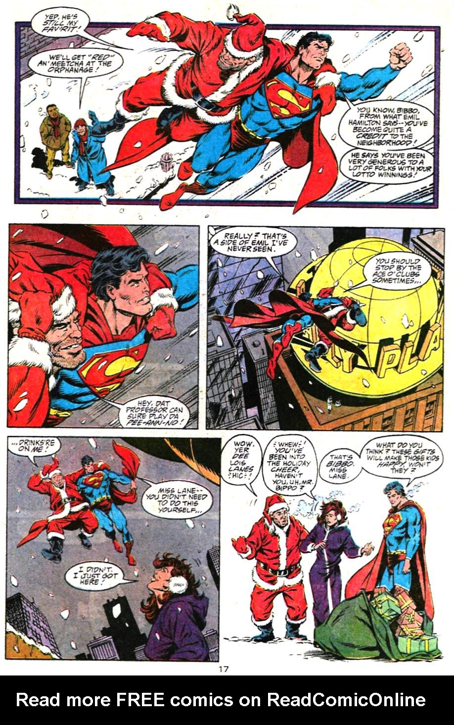 Read online Adventures of Superman (1987) comic -  Issue #487 - 18