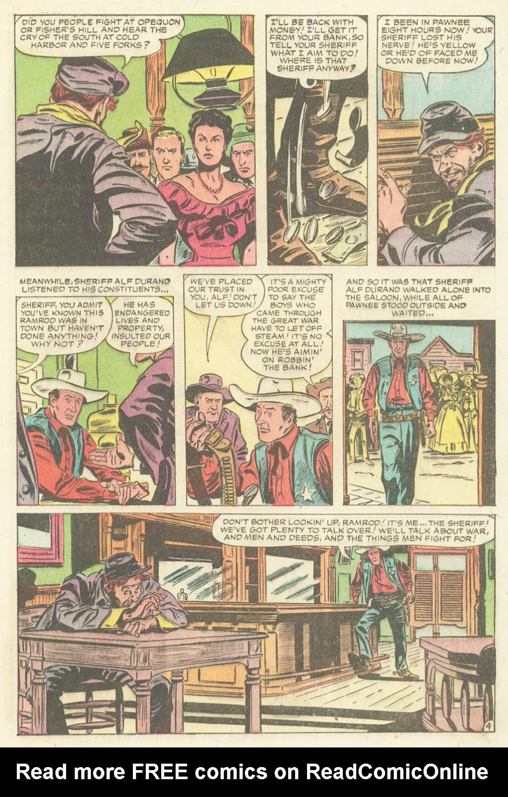 Kid Colt Outlaw issue 52 - Page 23