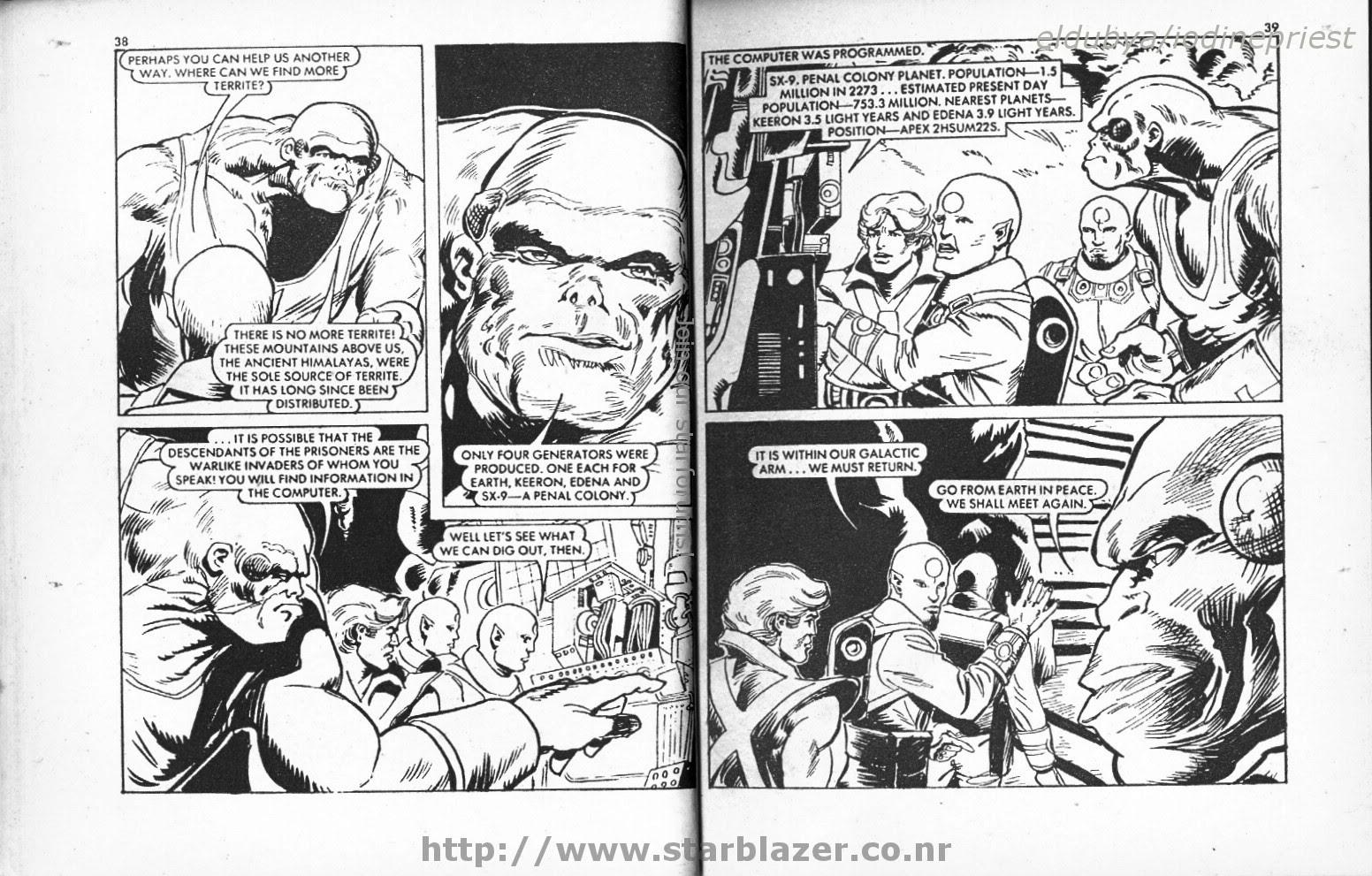 Starblazer issue 33 - Page 21