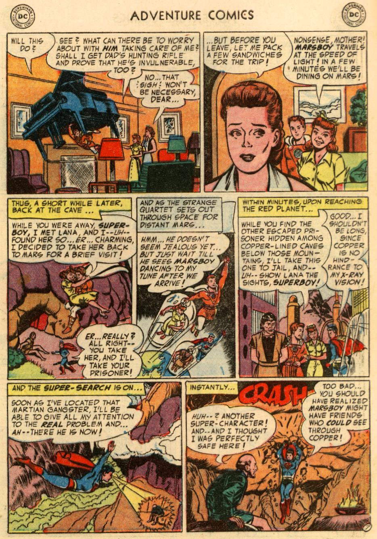 Read online Adventure Comics (1938) comic -  Issue #195 - 9