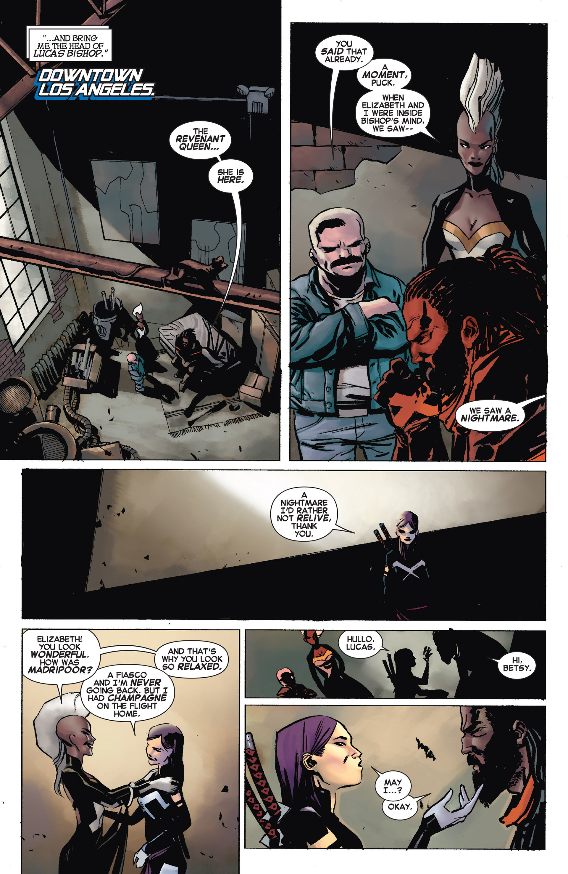 Read online Uncanny X-Force (2013) comic -  Issue #10 - 4