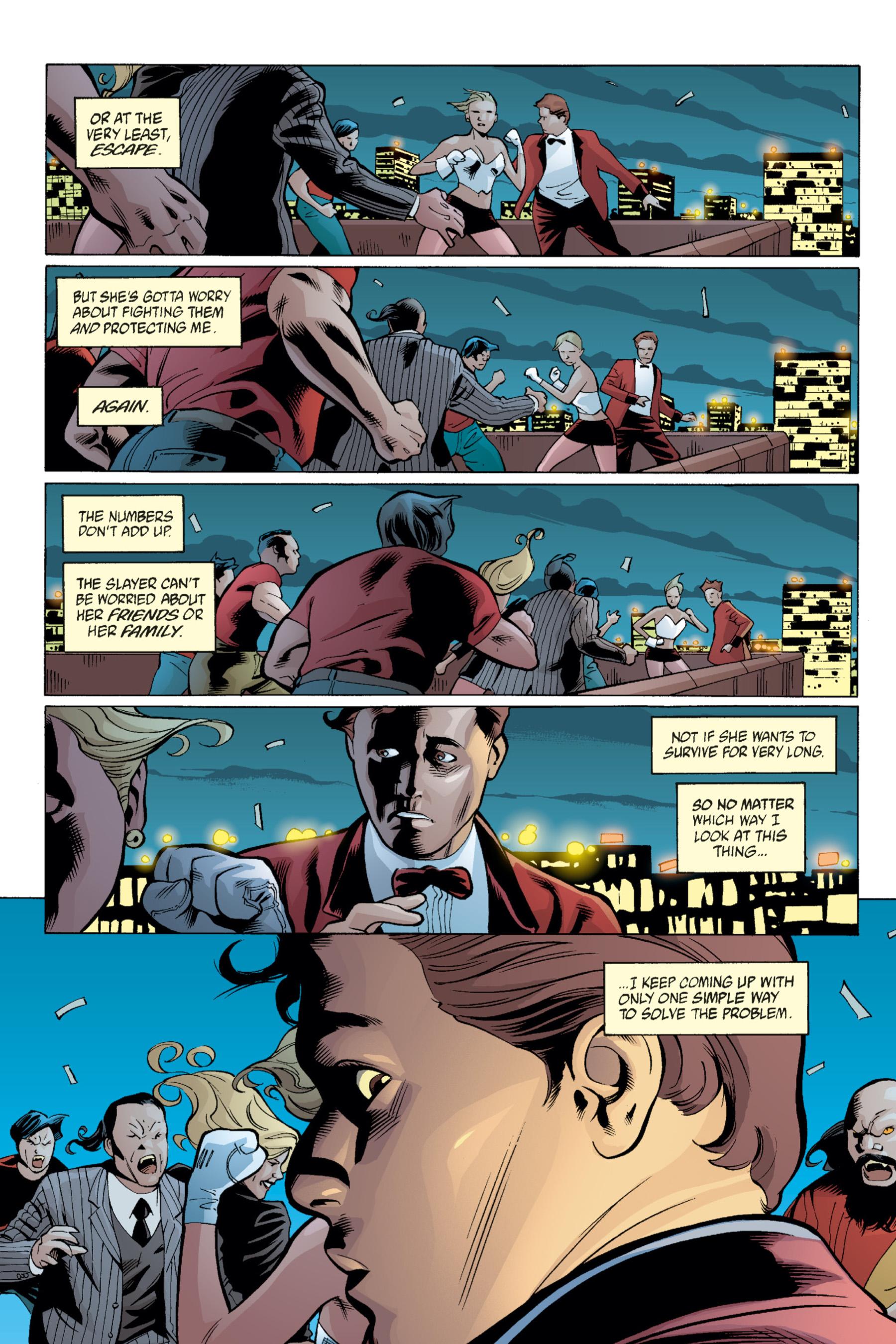 Read online Buffy the Vampire Slayer: Omnibus comic -  Issue # TPB 1 - 168