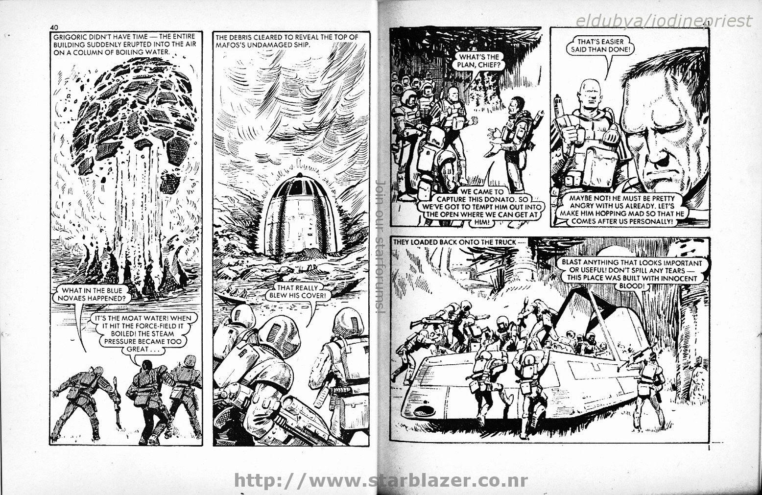 Starblazer issue 119 - Page 22