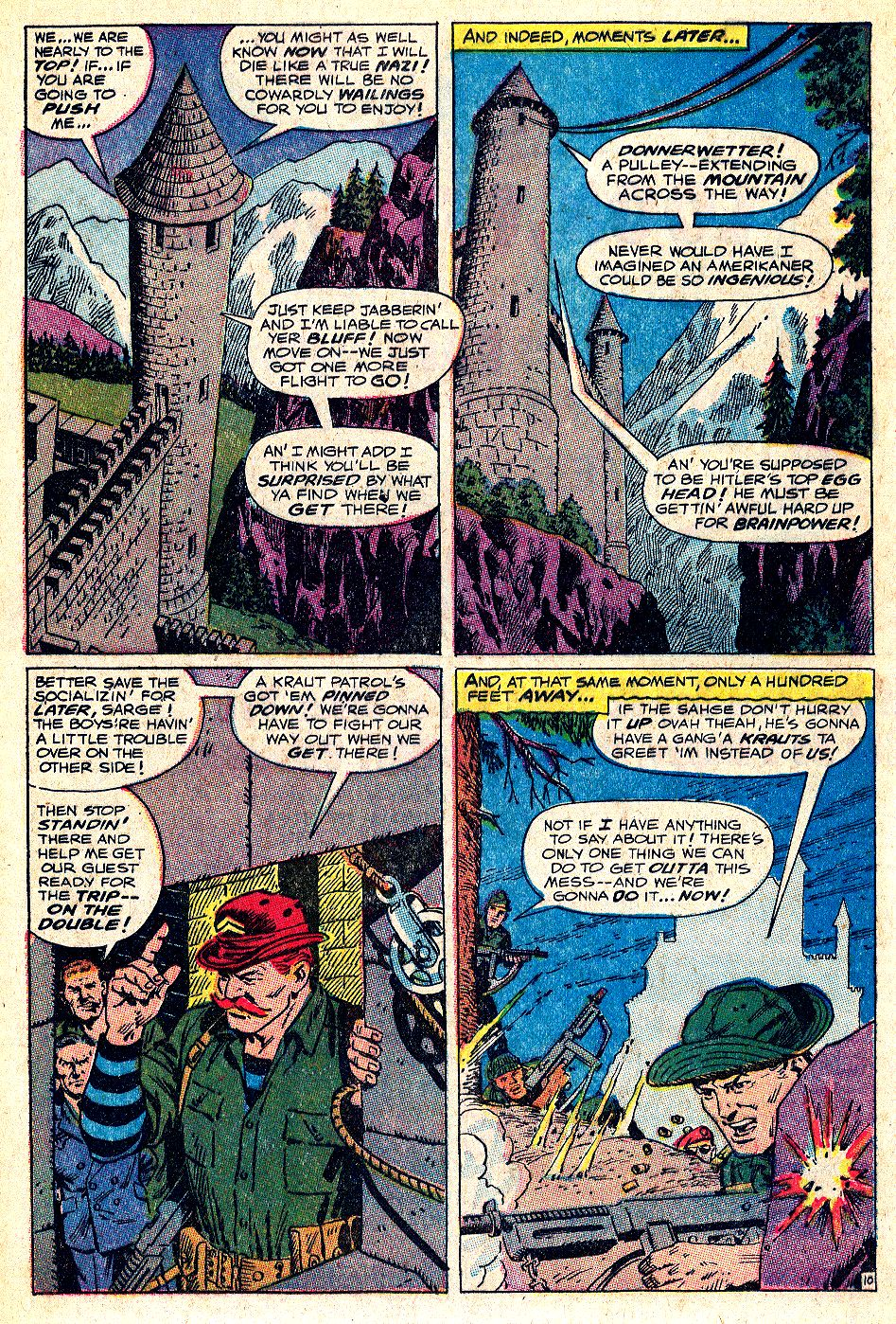 Read online Sgt. Fury comic -  Issue #53 - 16