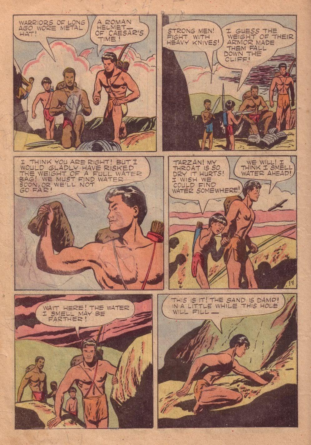 Tarzan (1948) issue 8 - Page 10