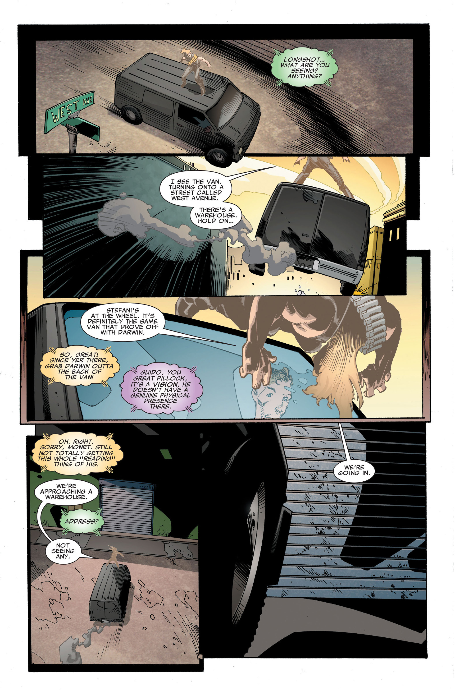 Read online X-Factor (2006) comic -  Issue #36 - 17