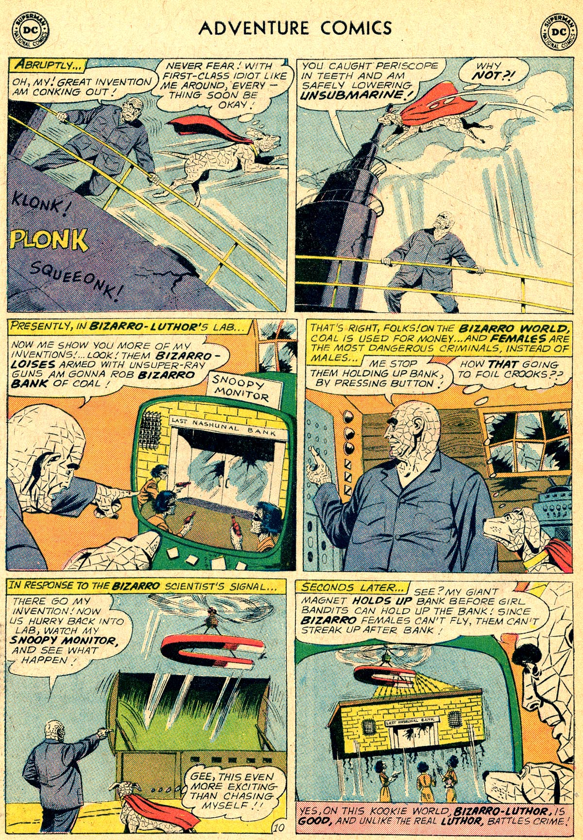 Read online Adventure Comics (1938) comic -  Issue #294 - 28