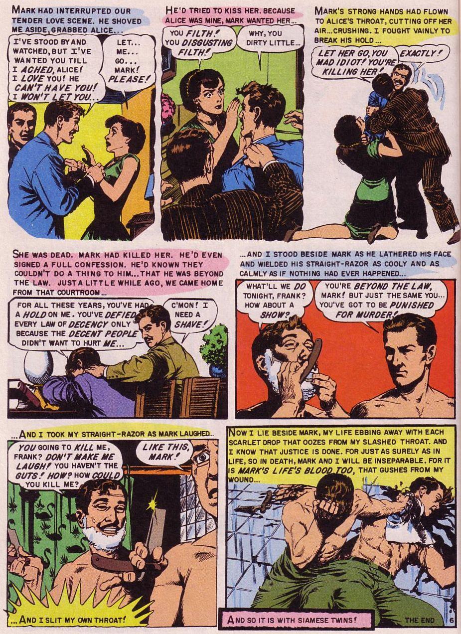 Read online Shock SuspenStories comic -  Issue #16 - 7