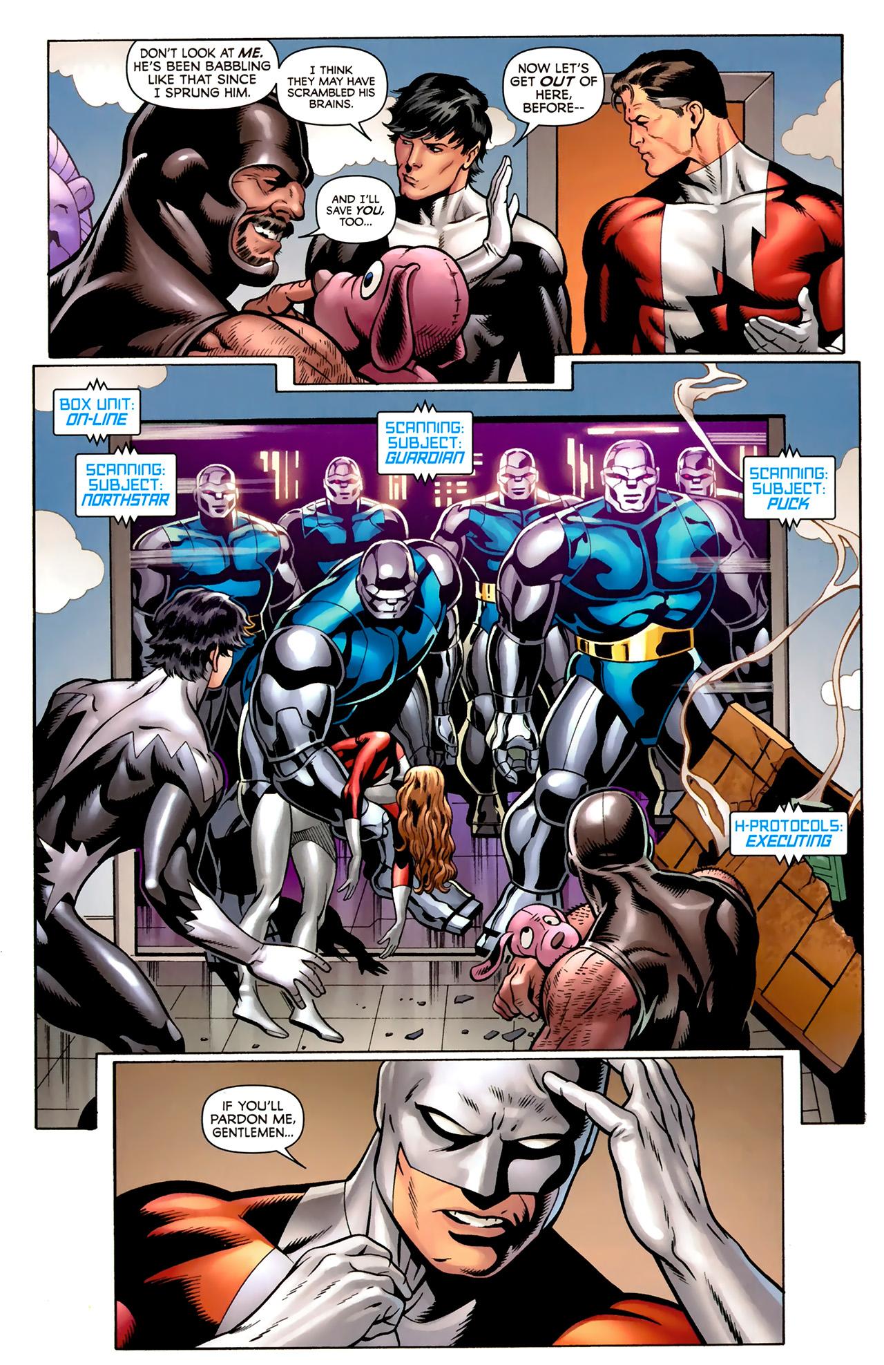 Read online Alpha Flight (2011) comic -  Issue #2 - 19