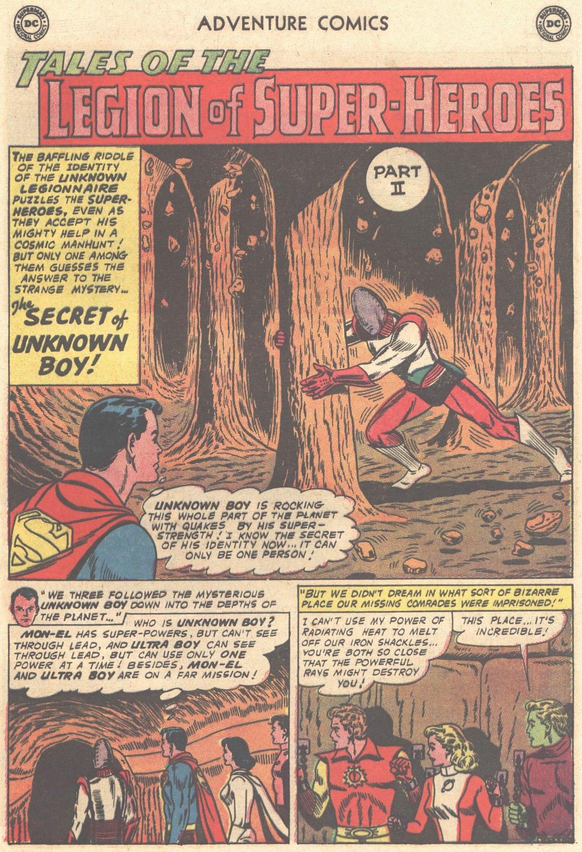 Read online Adventure Comics (1938) comic -  Issue #334 - 13