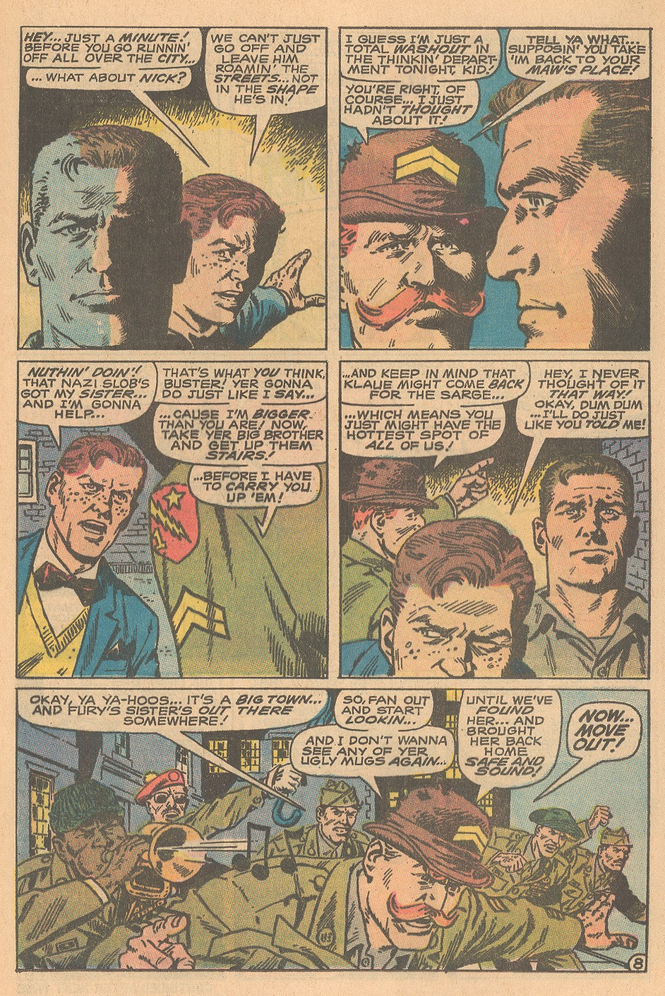 Read online Sgt. Fury comic -  Issue #69 - 13