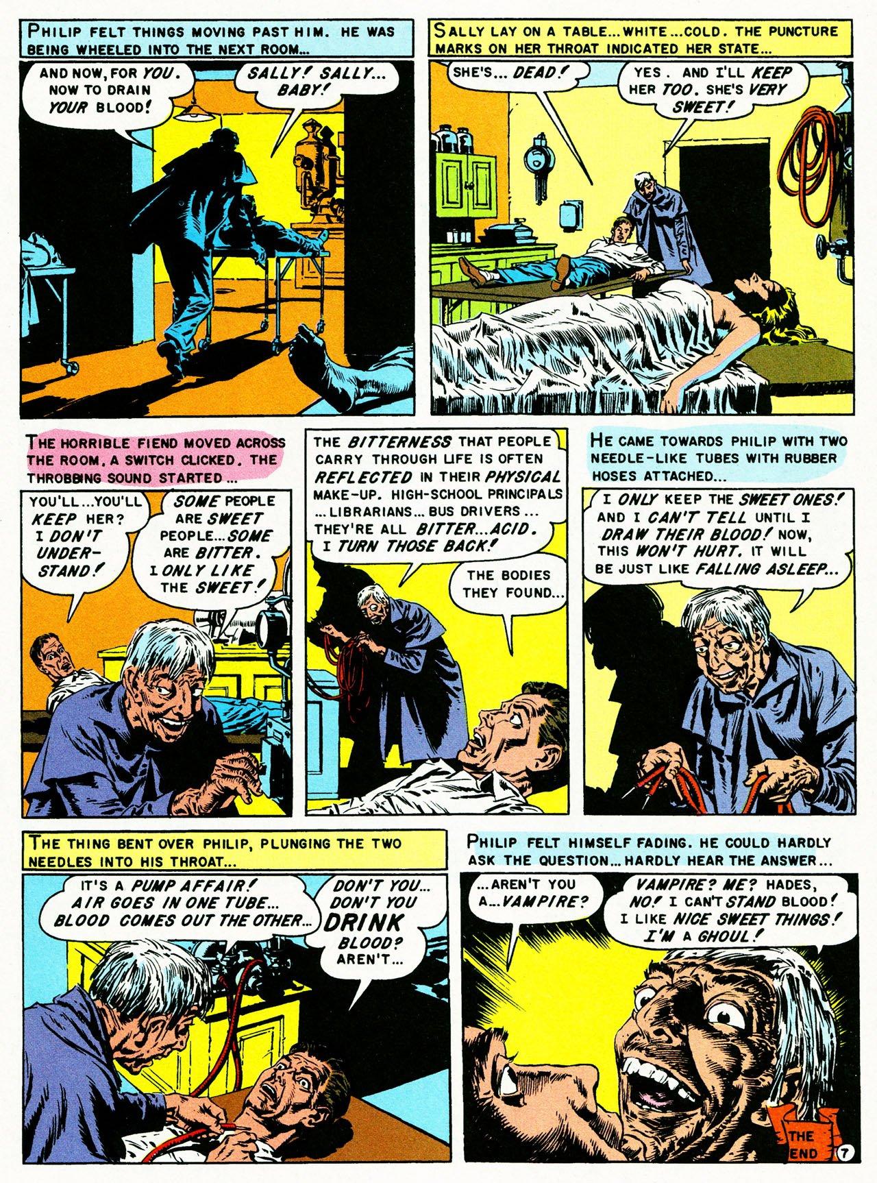 Read online Shock SuspenStories comic -  Issue #10 - 33