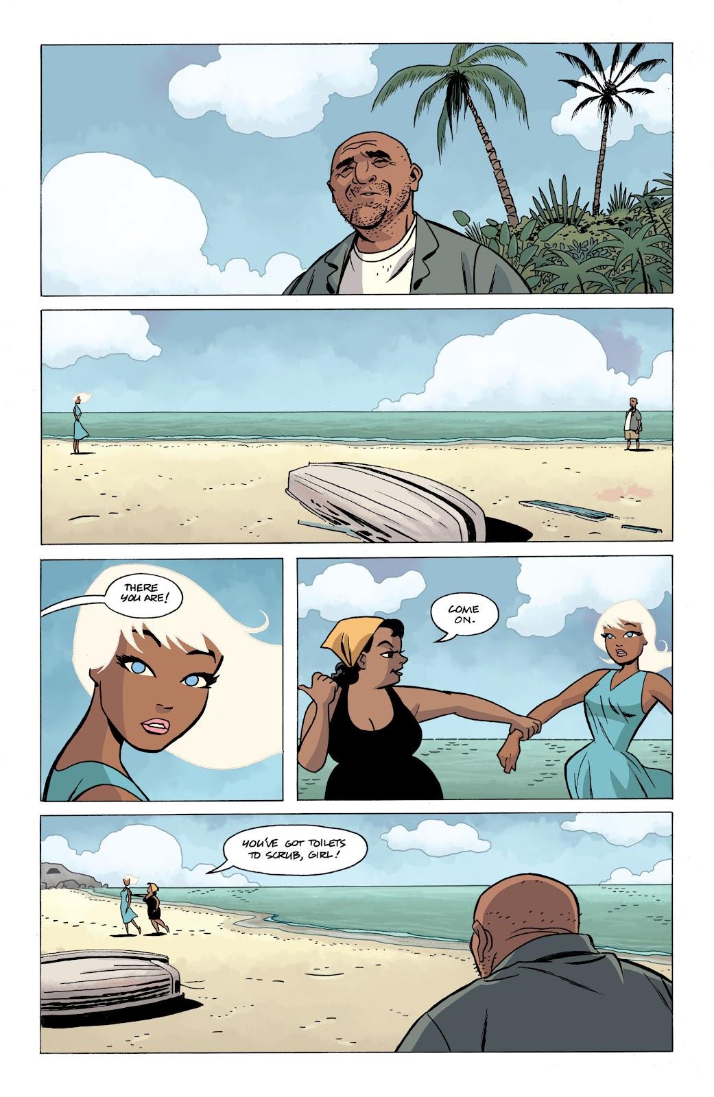 Read online The Twilight Children comic -  Issue #2 - 14