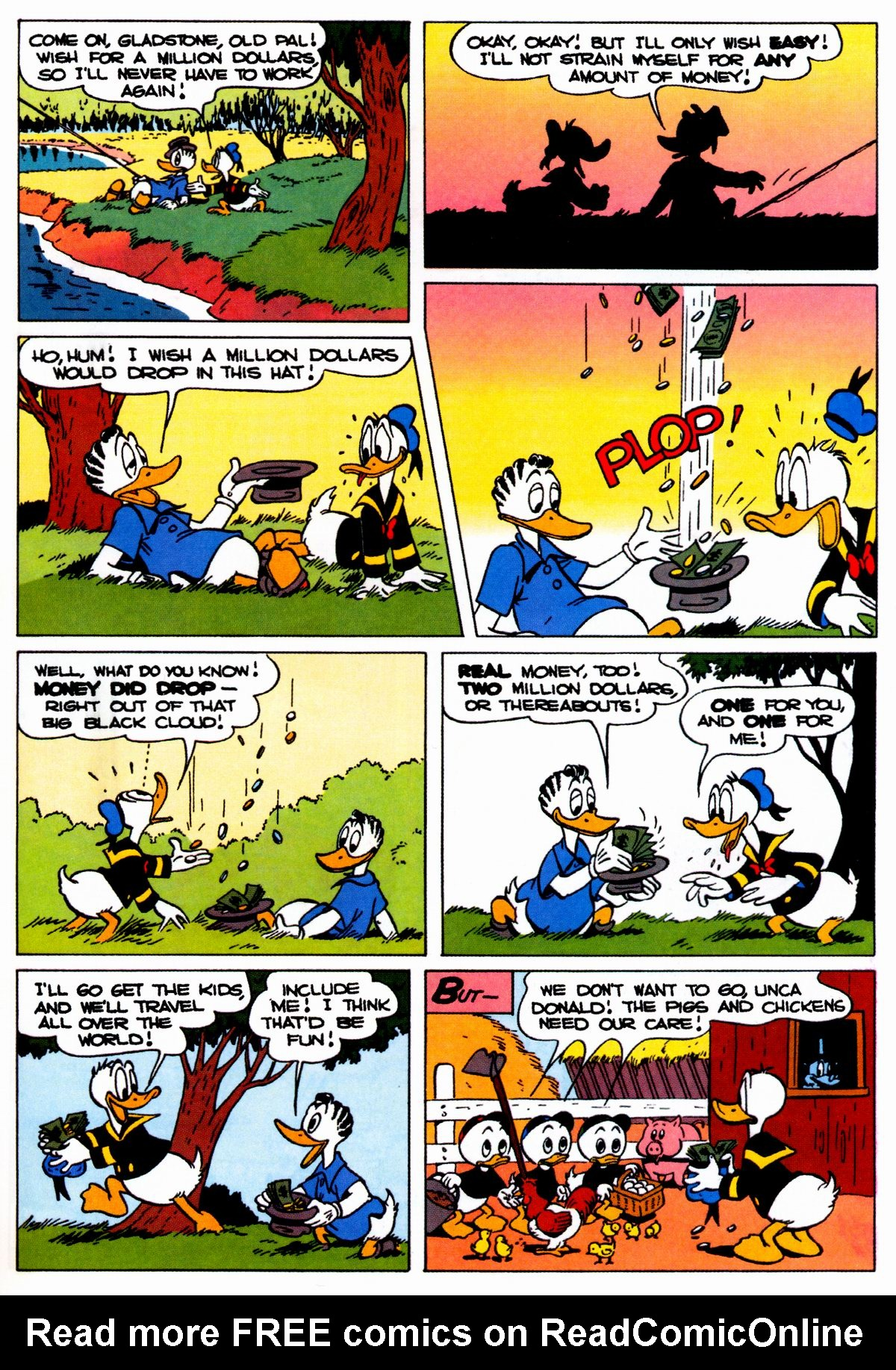 Read online Uncle Scrooge (1953) comic -  Issue #326 - 35