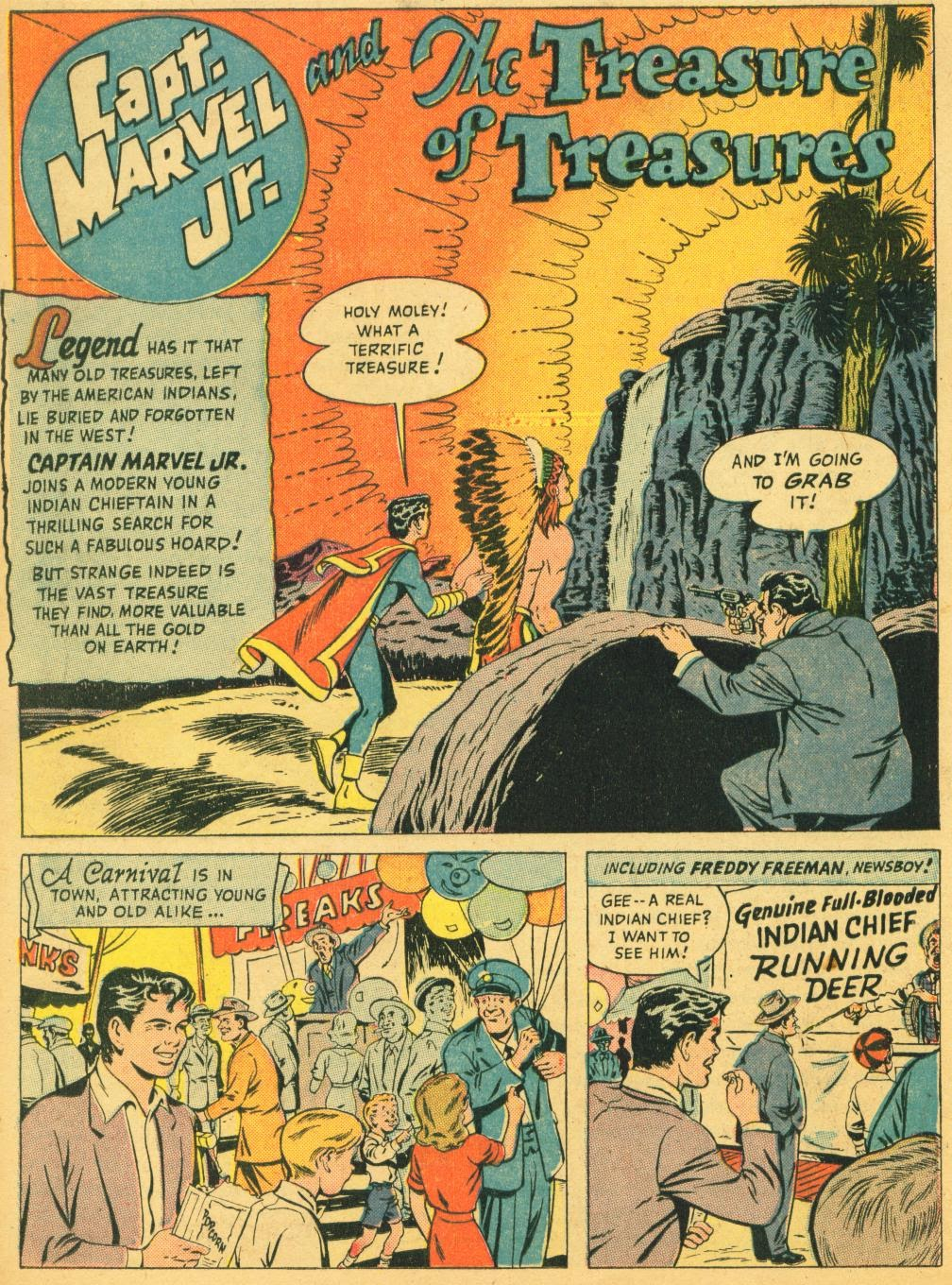 Captain Marvel, Jr. issue 82 - Page 18