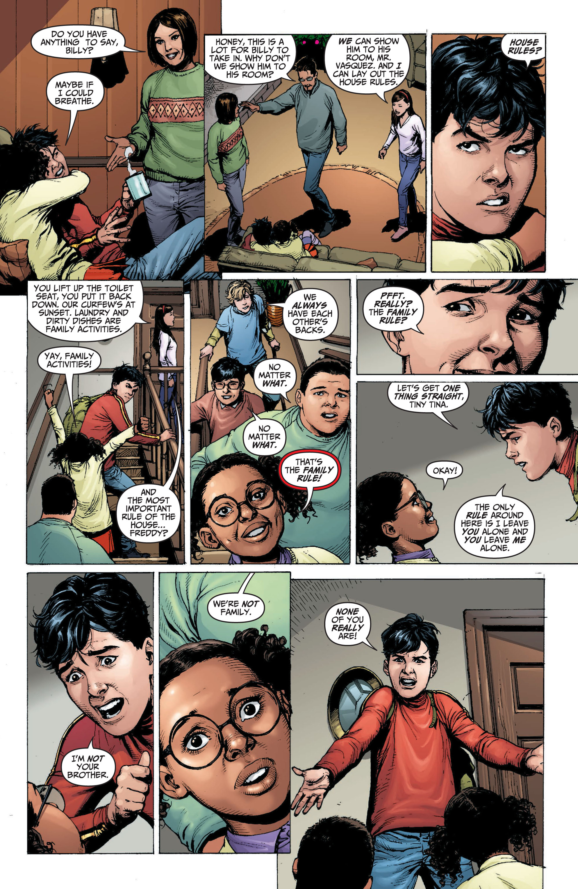 Read online Shazam! (2013) comic -  Issue #1 - 26