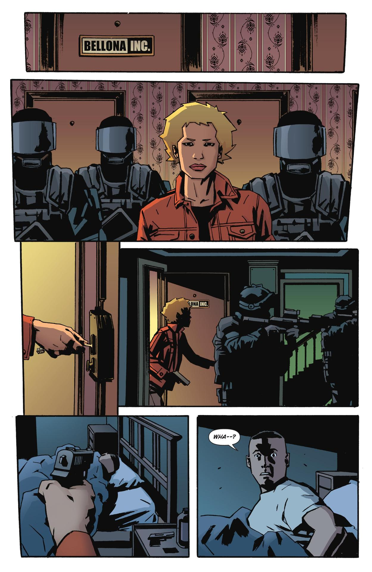 Read online The Girl Who Kicked The Hornet's Nest comic -  Issue # TPB - 239