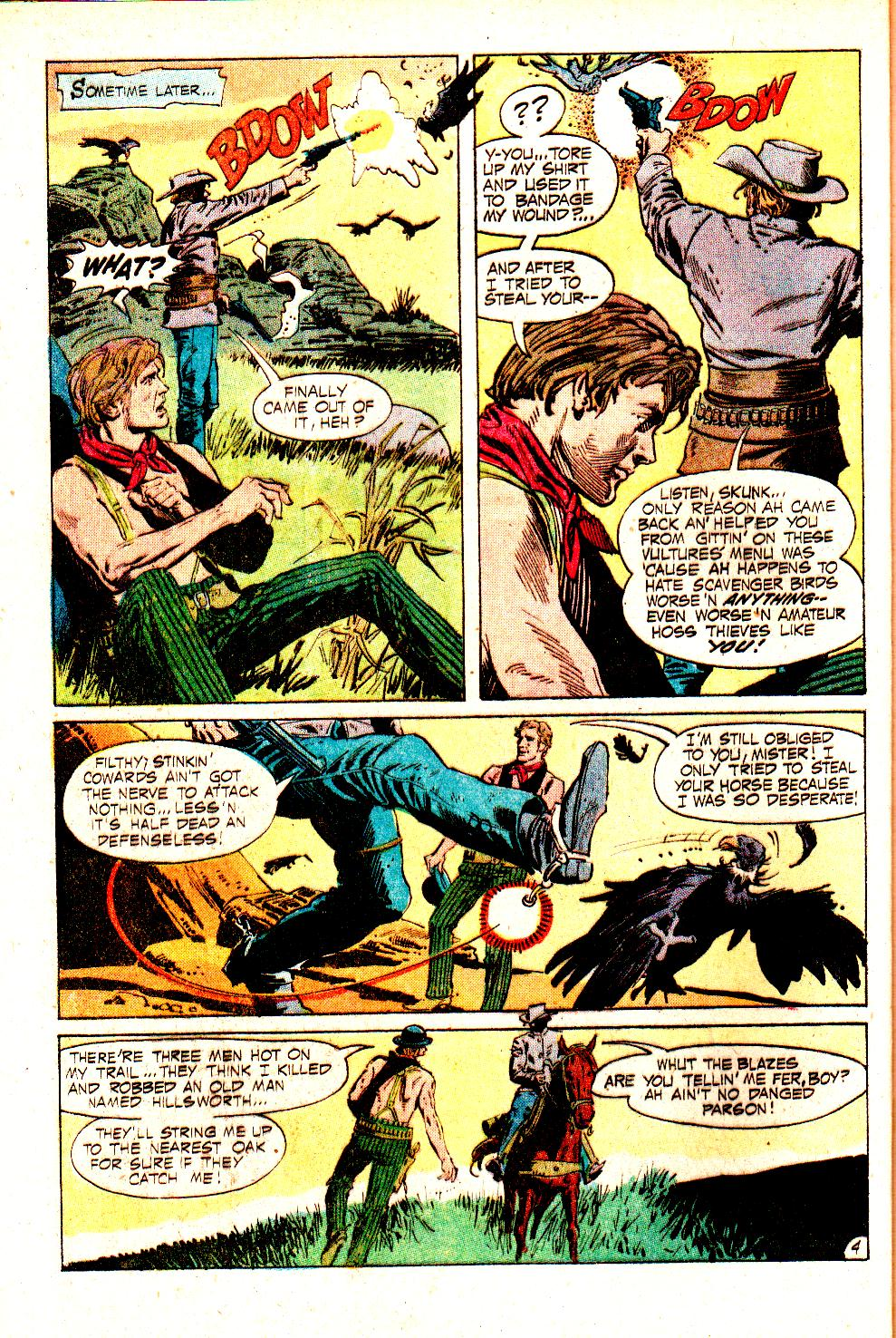 Read online All-Star Western (1970) comic -  Issue #11 - 6