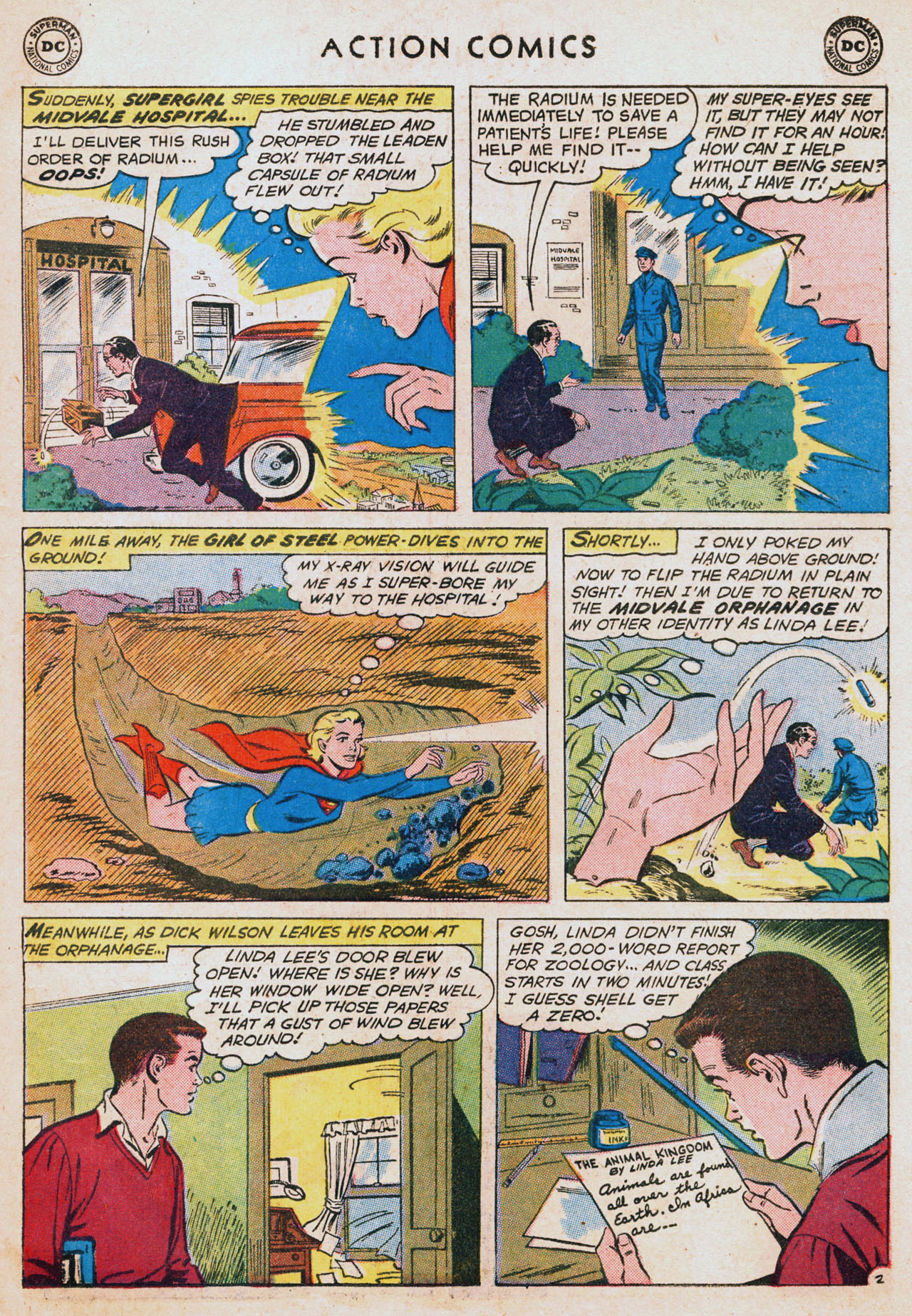 Action Comics (1938) 256 Page 26