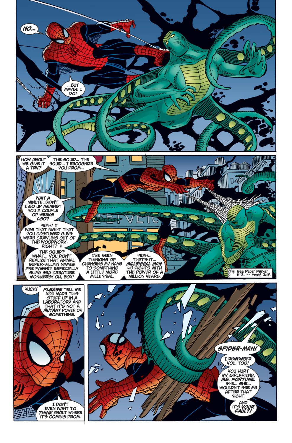 The Amazing Spider-Man (1999) 26 Page 16