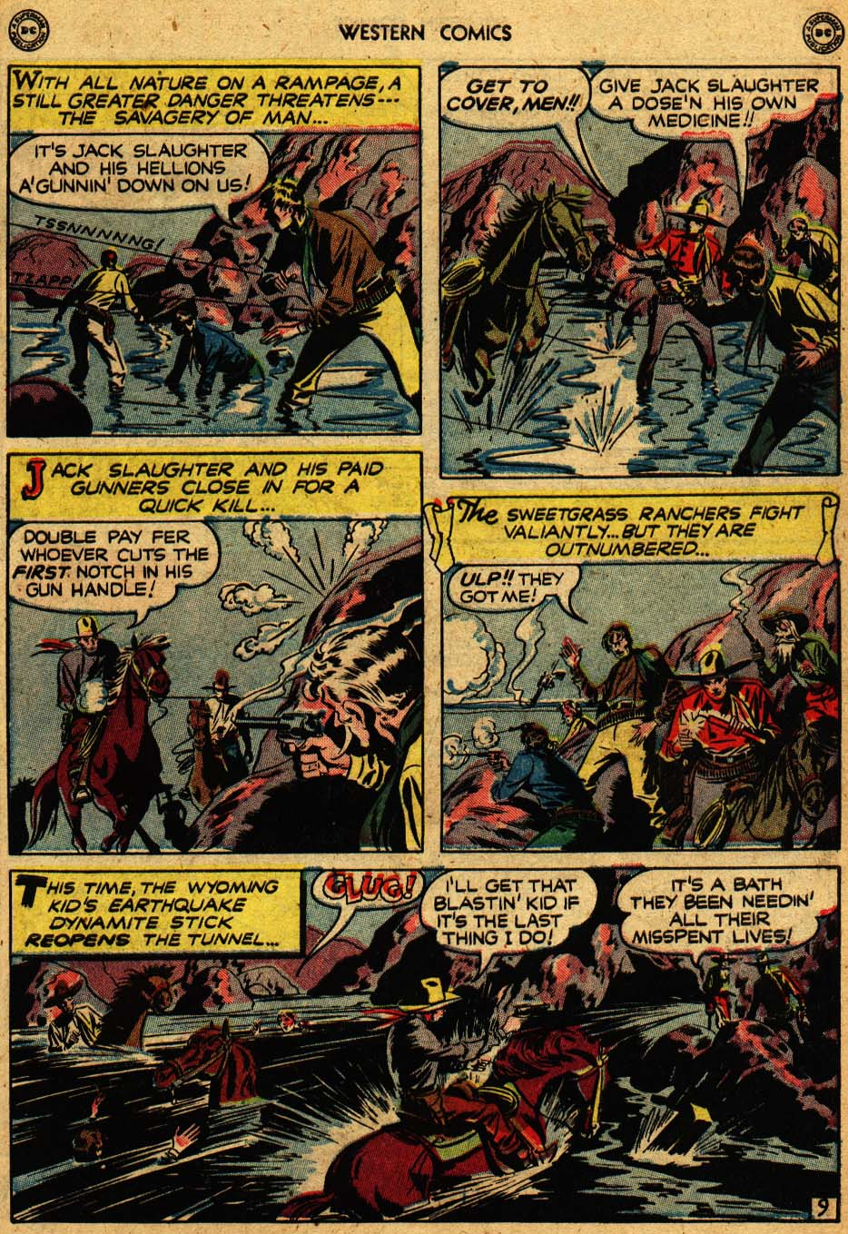 Western Comics issue 9 - Page 11