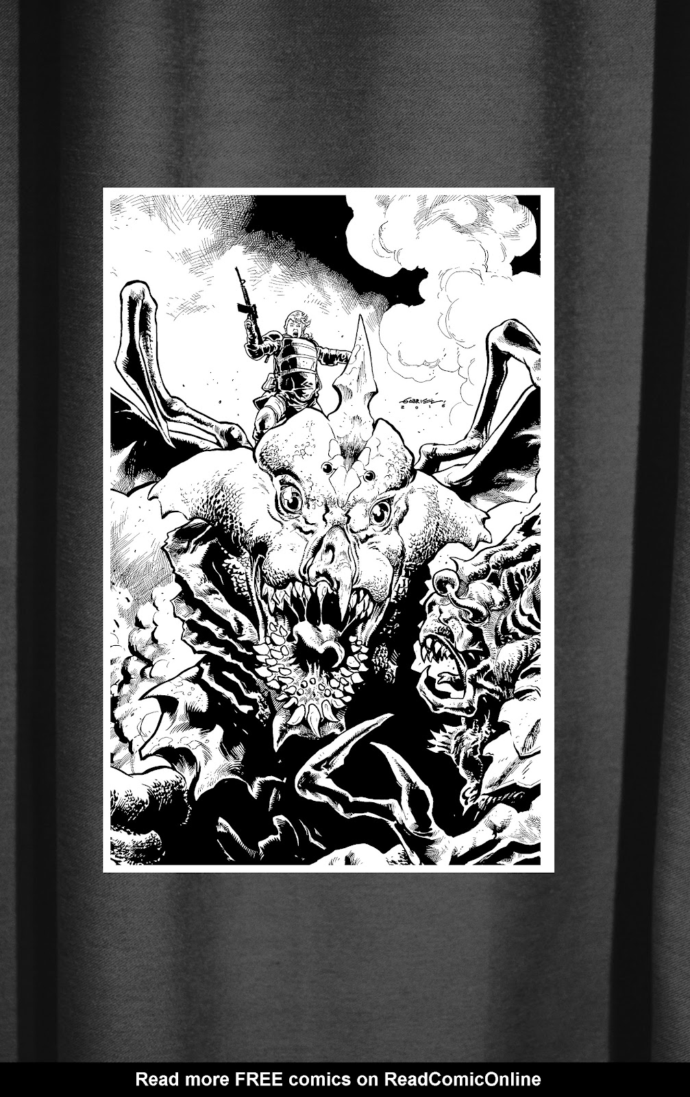 Read online Alan Moore's Cinema Purgatorio comic -  Issue #17 - 50