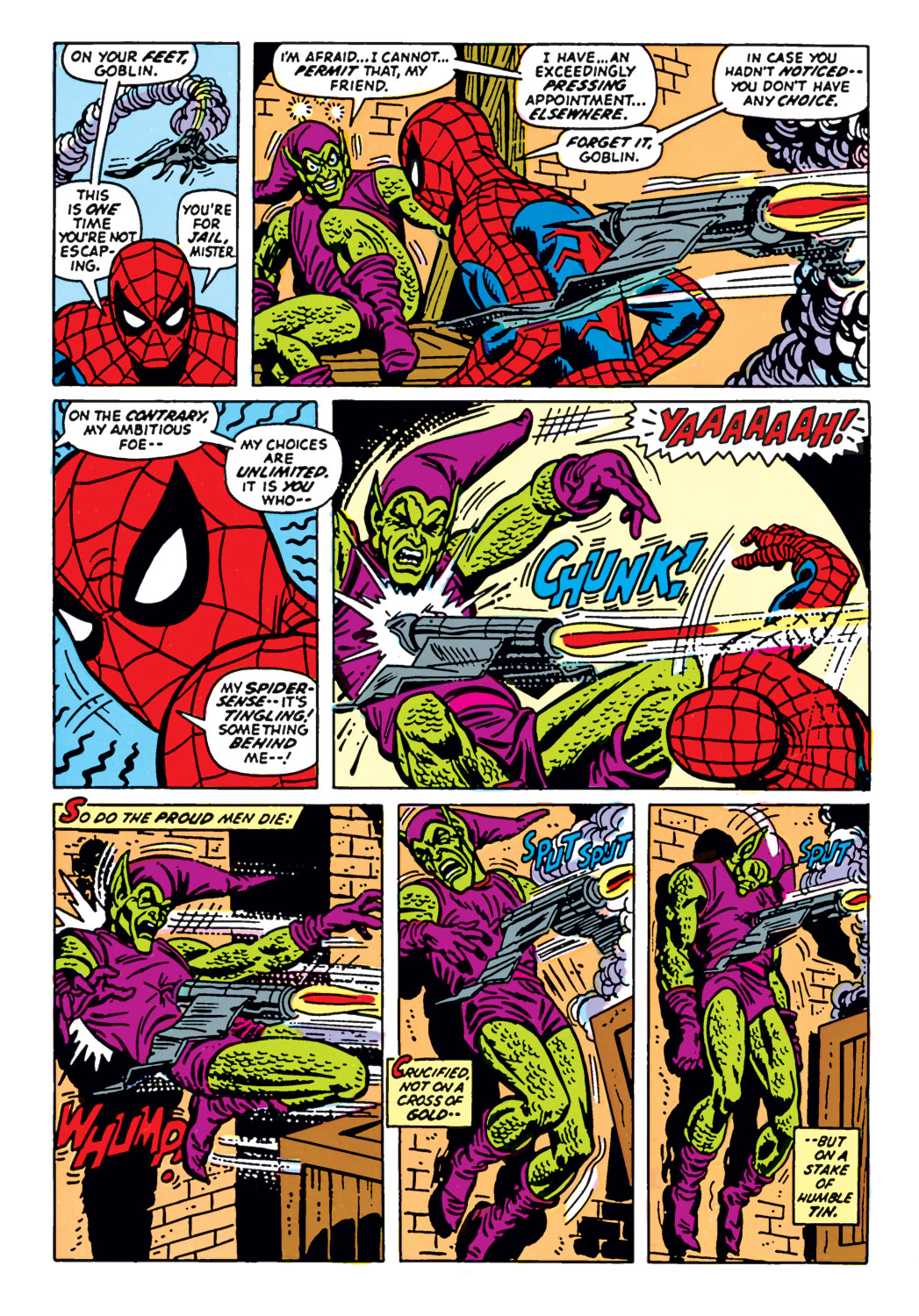 The Amazing Spider-Man (1963) 122 Page 18