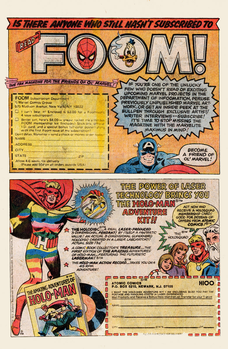 Read online Sgt. Fury comic -  Issue #139 - 20