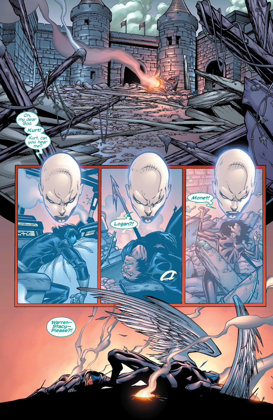 Read online X-Men: Unstoppable comic -  Issue # TPB (Part 1) - 22
