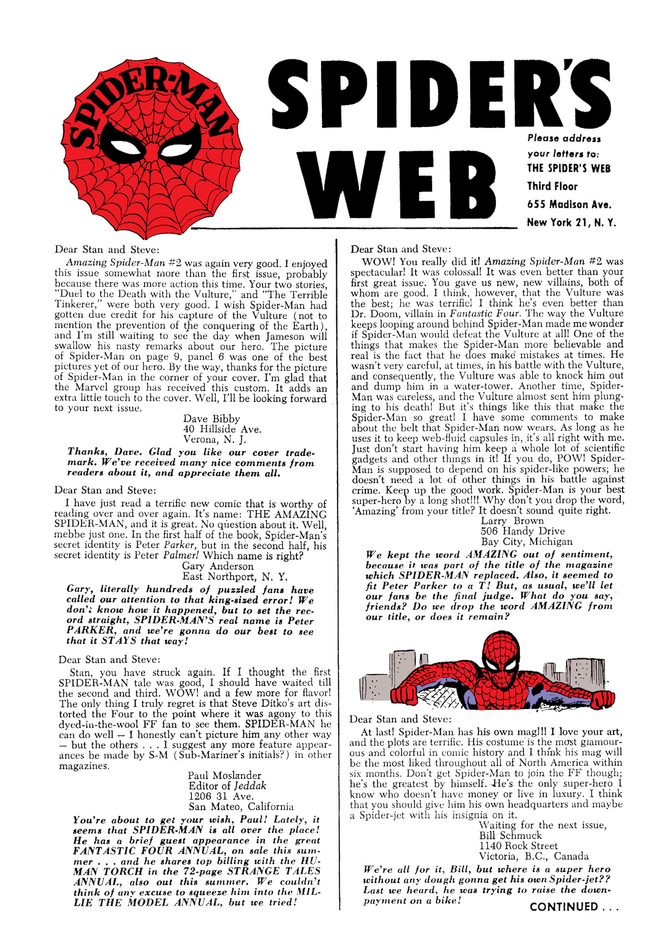 The Amazing Spider-Man (1963) 4 Page 22