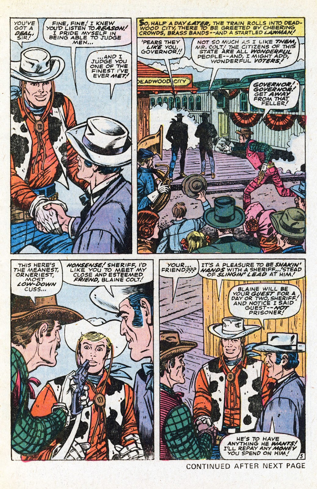 Western Gunfighters issue 33 - Page 9