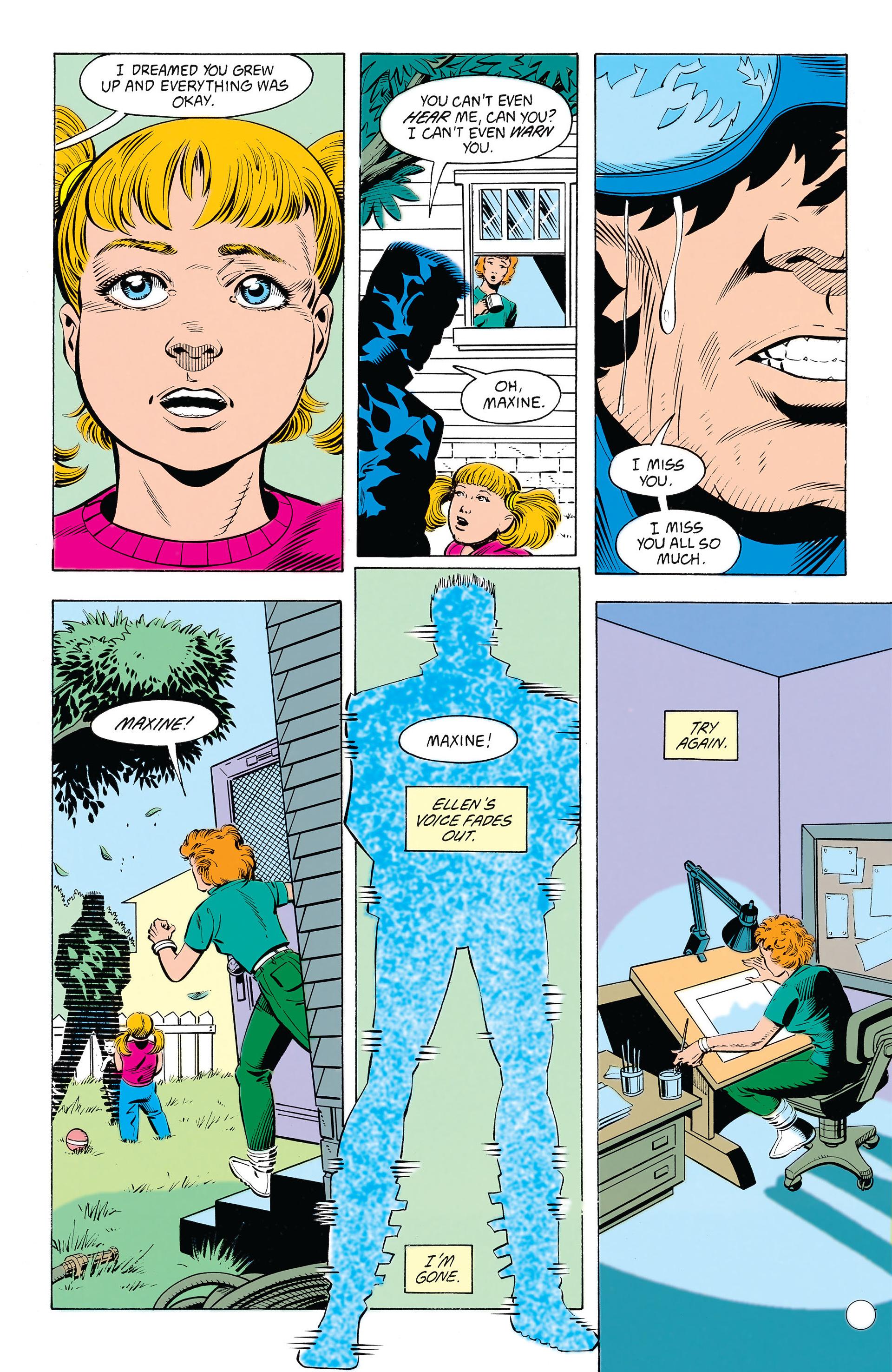 Read online Animal Man (1988) comic -  Issue #22 - 15
