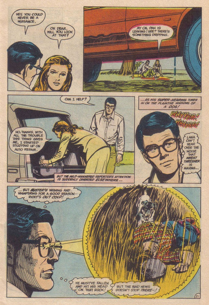 Read online Superman III comic -  Issue # Full - 21