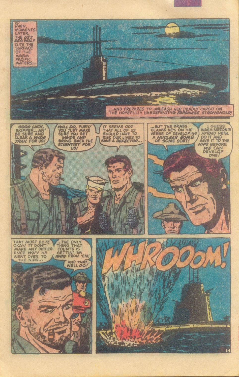 Read online Sgt. Fury comic -  Issue #160 - 9