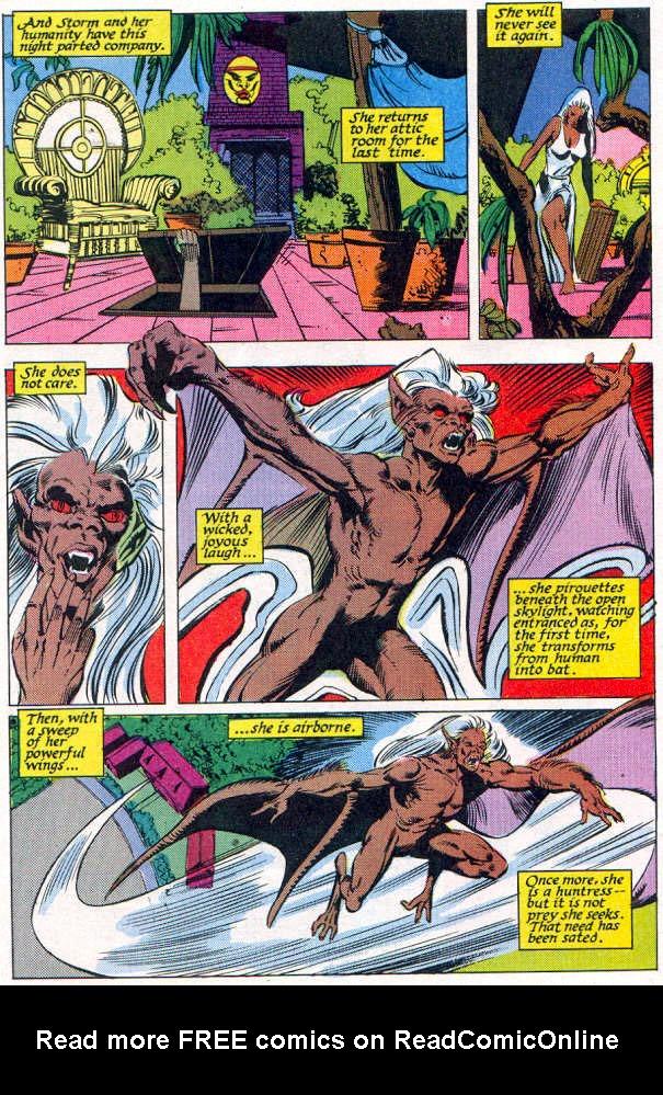 Read online Uncanny X-Men (1963) comic -  Issue # _Annual 6 - 10