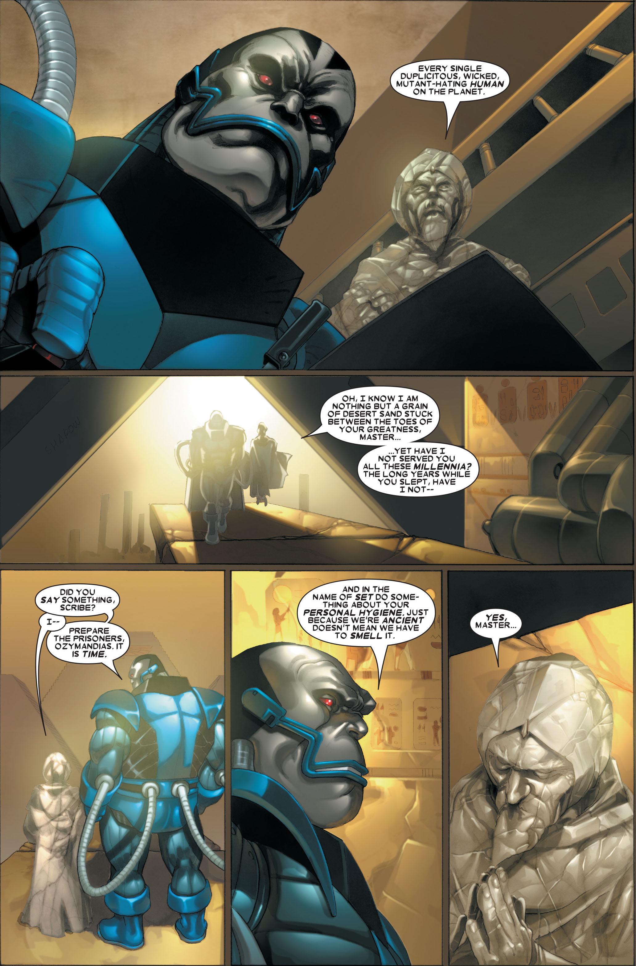 X-Men (1991) 182 Page 3
