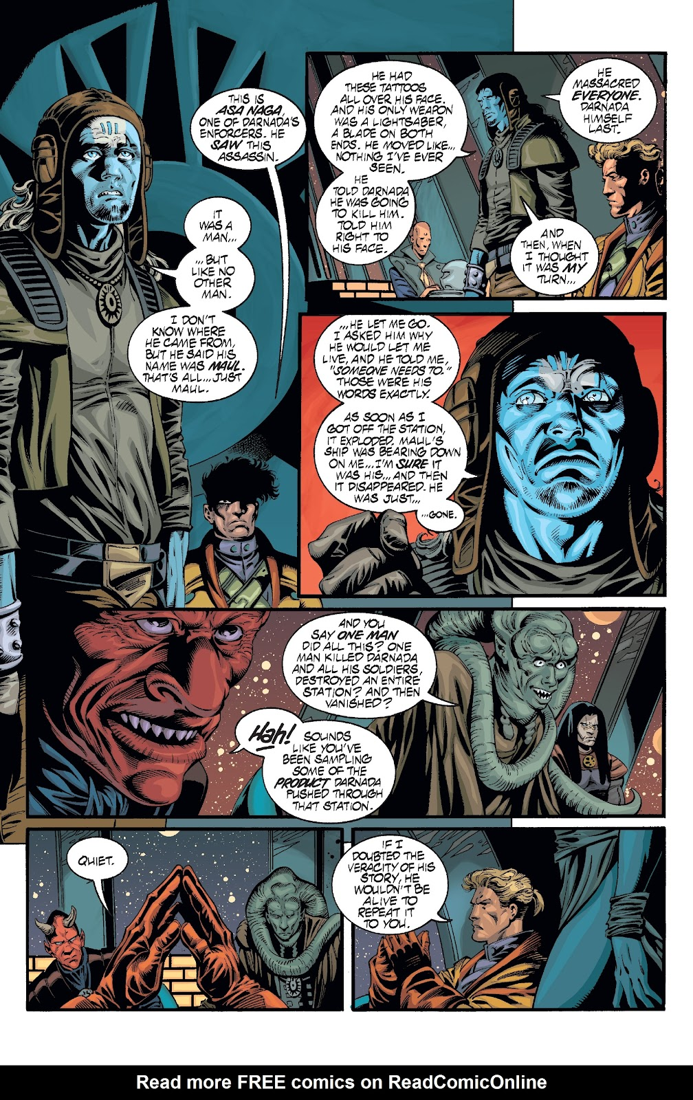Read online Star Wars Legends: Rise of the Sith - Epic Collection comic -  Issue # TPB 2 (Part 2) - 91