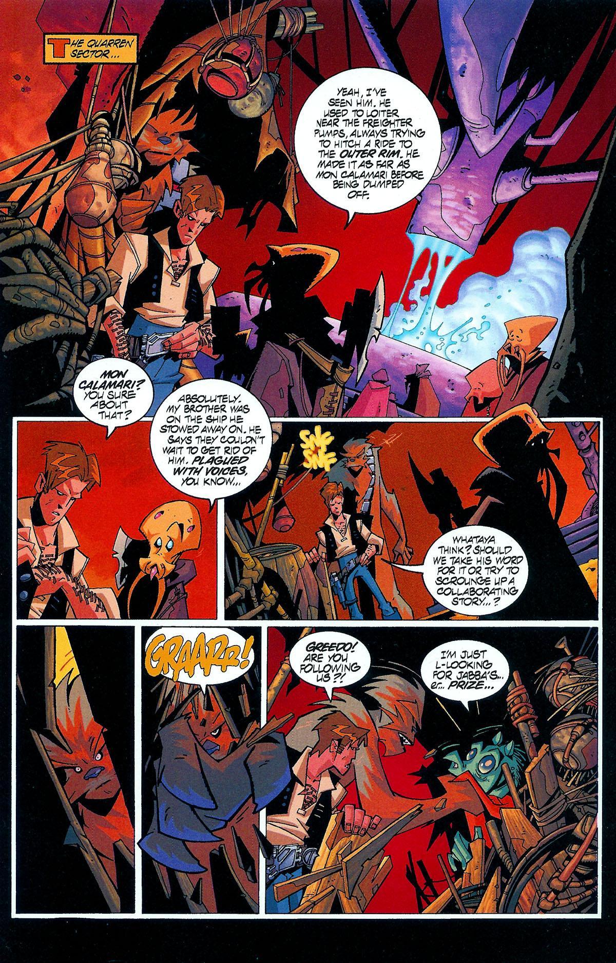 Read online Star Wars Omnibus comic -  Issue # Vol. 12 - 129