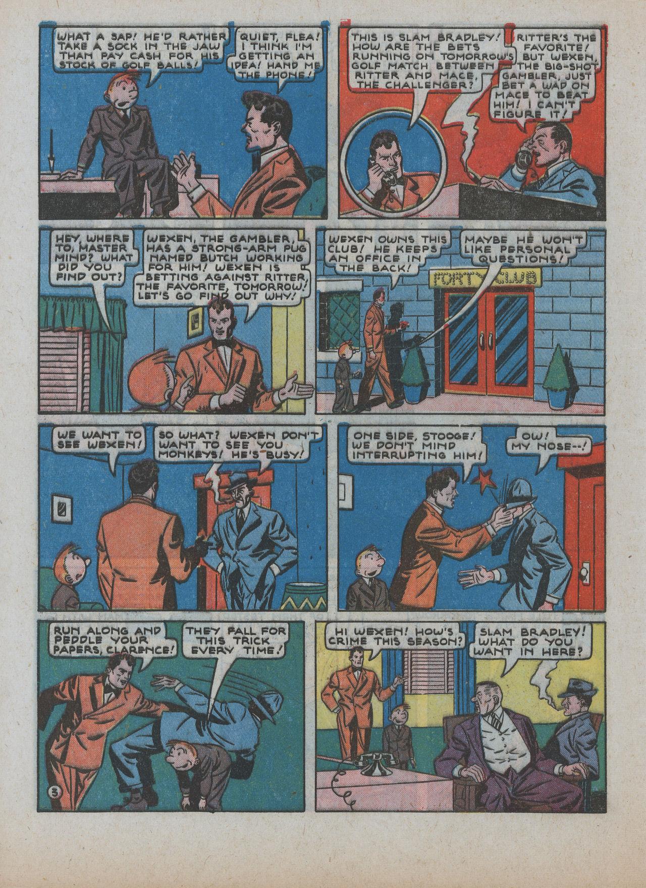 Read online Detective Comics (1937) comic -  Issue #63 - 60