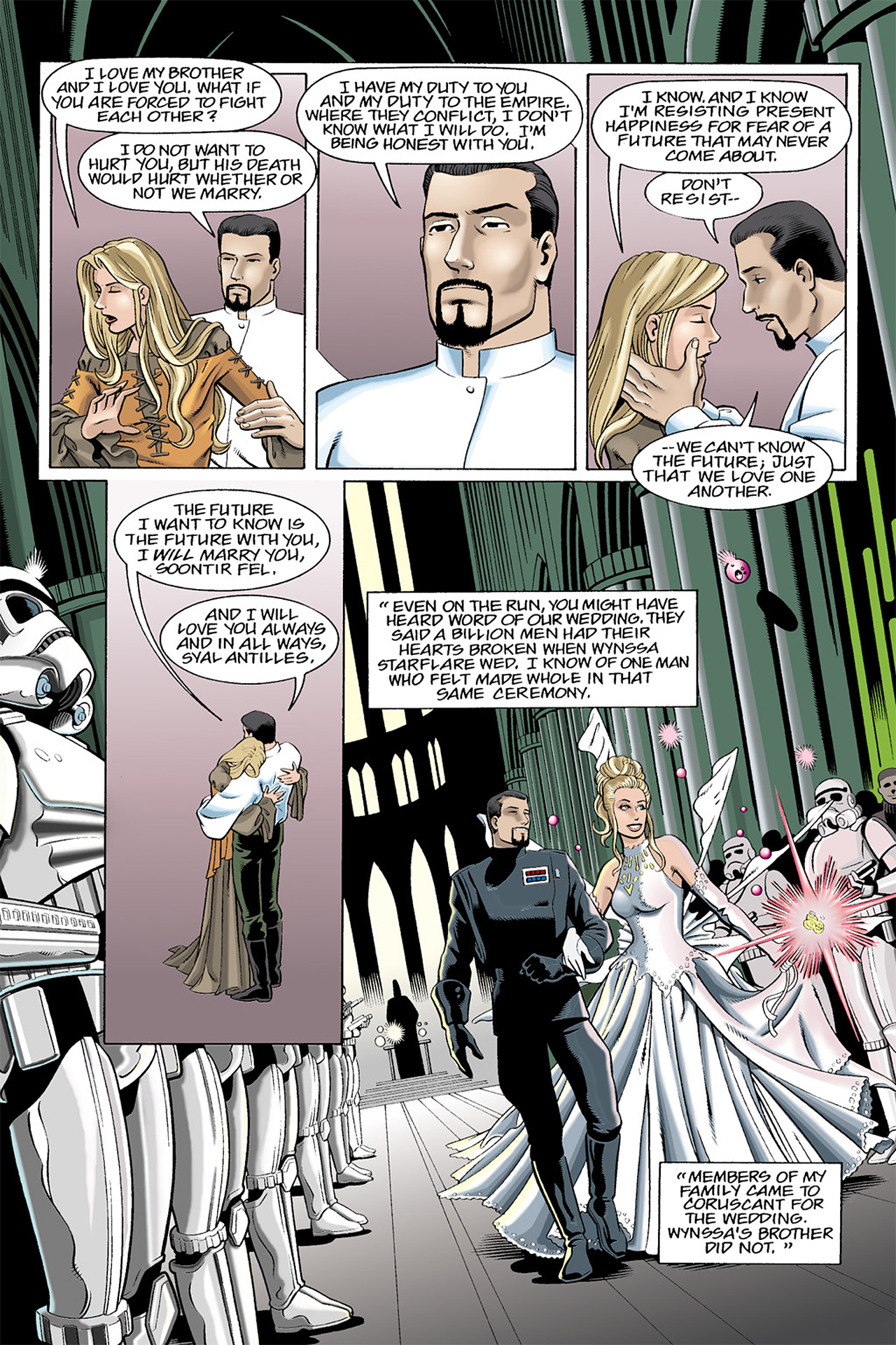 Read online Star Wars Omnibus comic -  Issue # Vol. 3 - 122