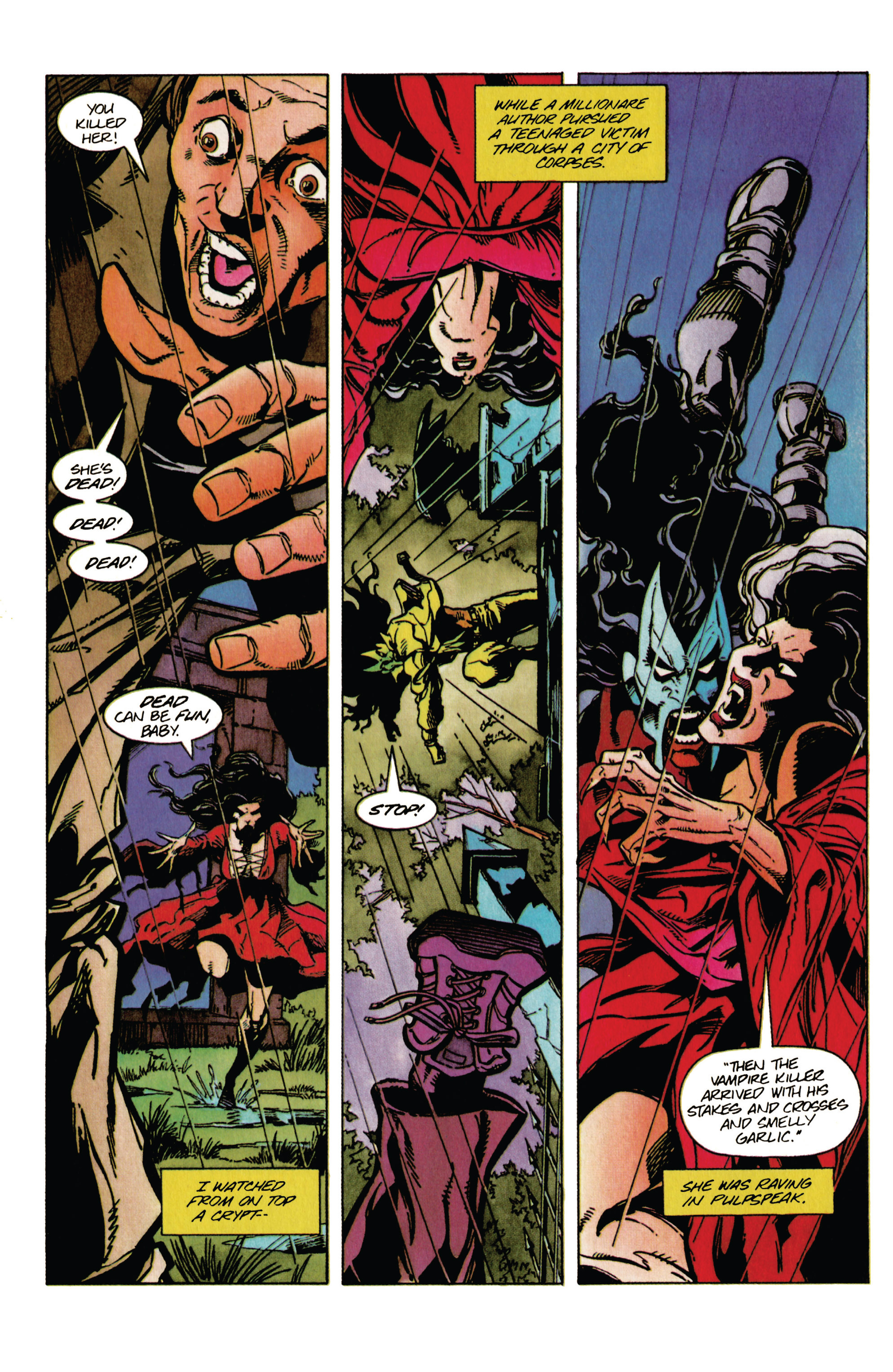 Read online Shadowman (1992) comic -  Issue #40 - 9