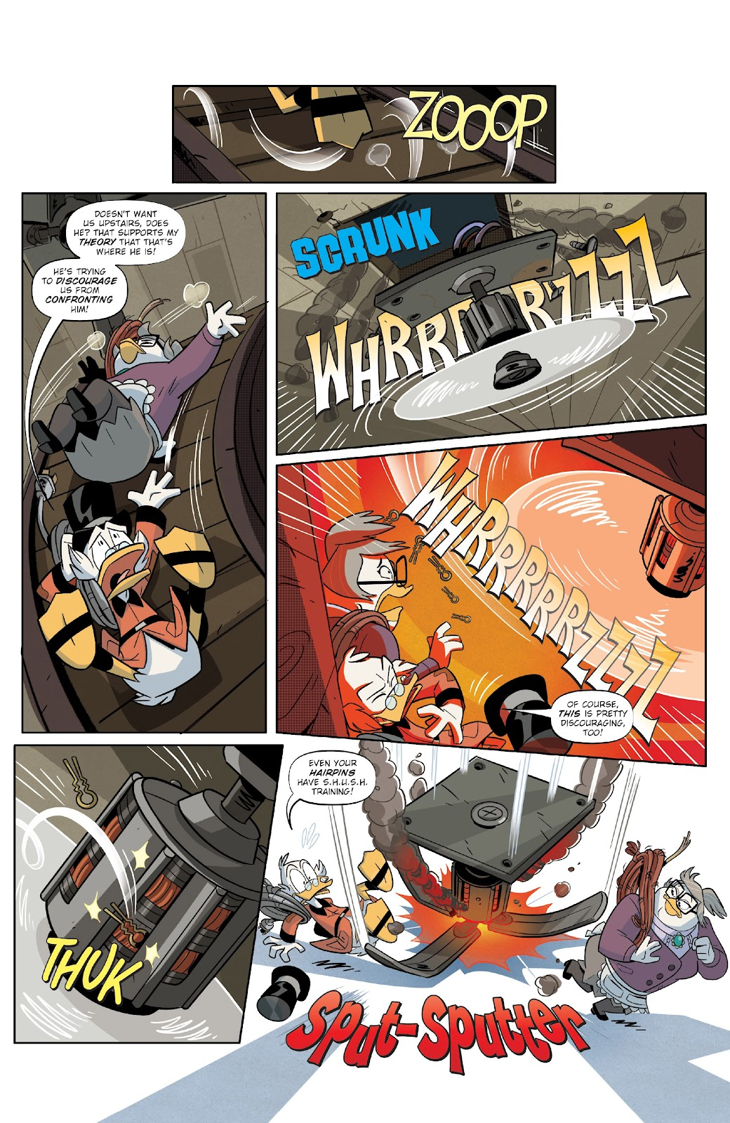 Read online Ducktales (2017) comic -  Issue #17 - 20